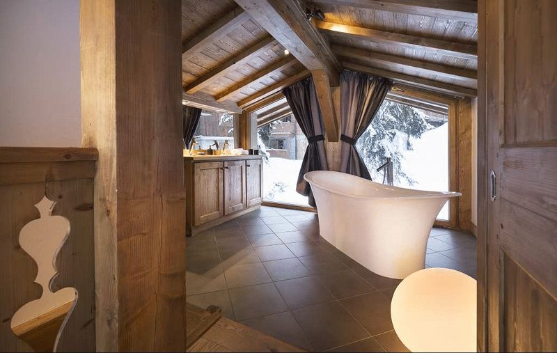Courchevel - 5 bedroom Chalet