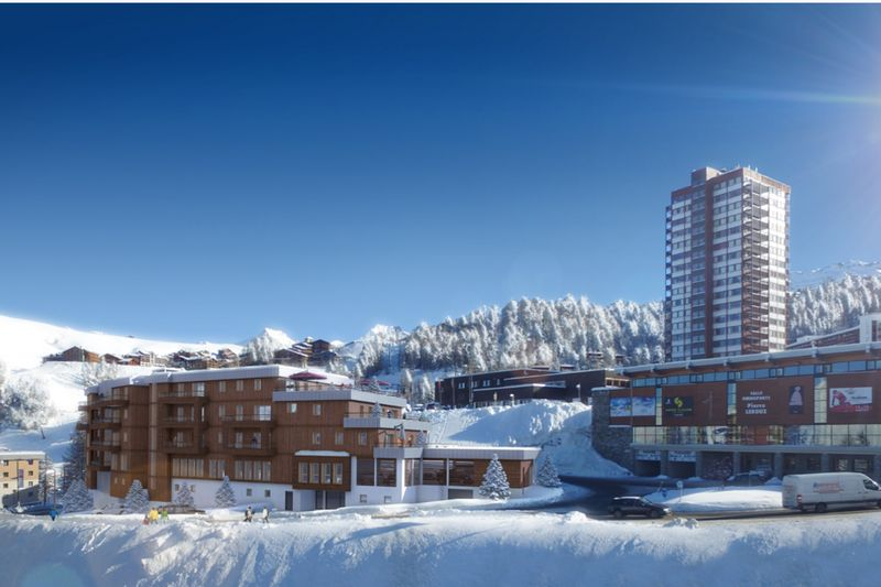 La Plagne Centre - Lodges 1970 (4 bed) - Paradiski