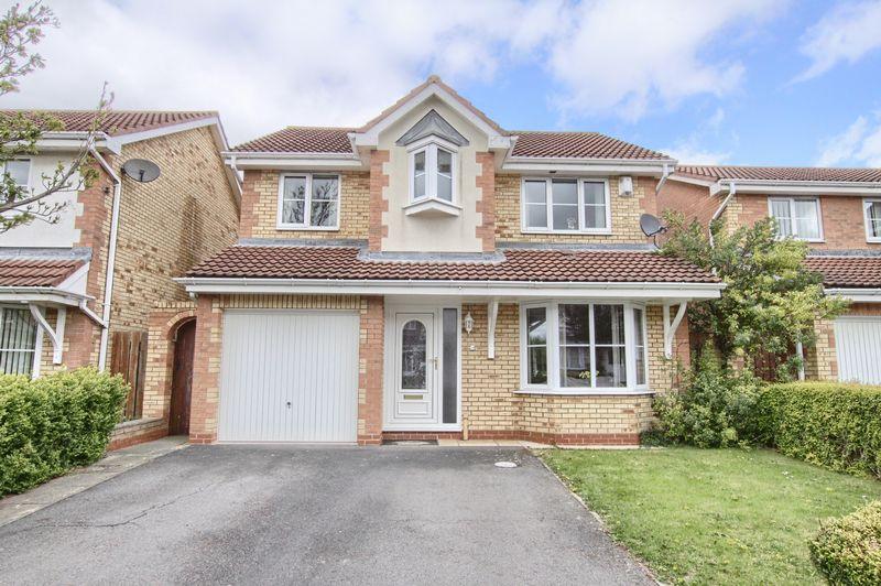 4 Bedrooms Detached House for sale in Bernica Grove, Ingleby Barwick