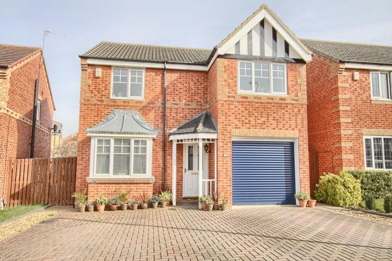 4 Bedrooms Detached House for sale in Penderyn Crescent, Ingleby Barwick