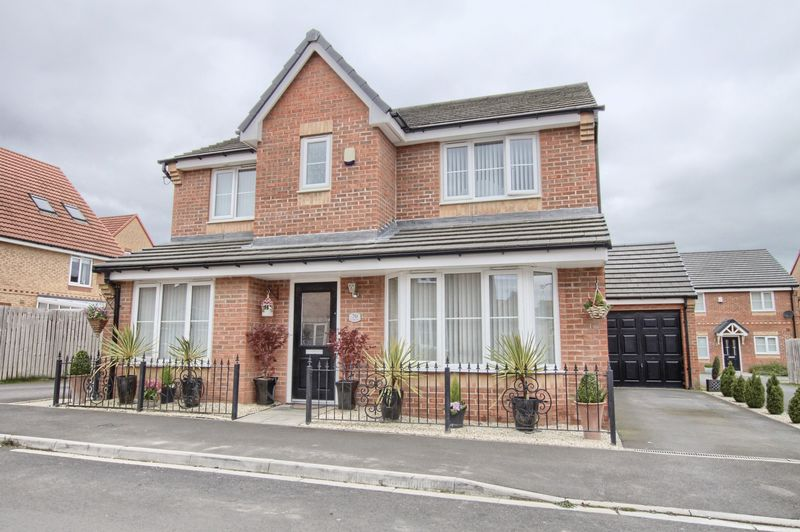 4 Bedrooms Detached House for sale in Greensforge Drive, Ingleby Barwick