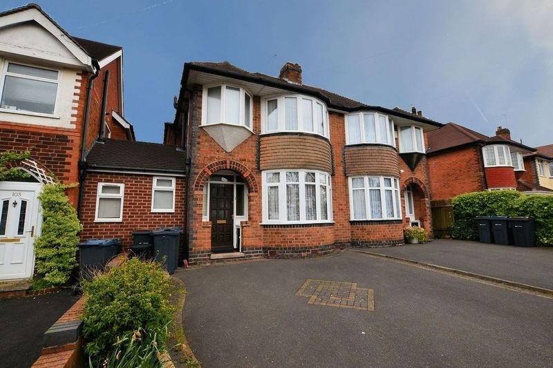 3 Bedrooms Semi Detached House for sale in Upper Meadow Road, Quinton
