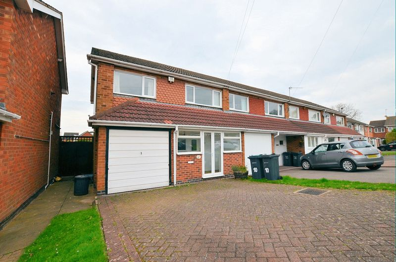 3 Bedrooms Terraced House for sale in Chesterfield Close, Northfield