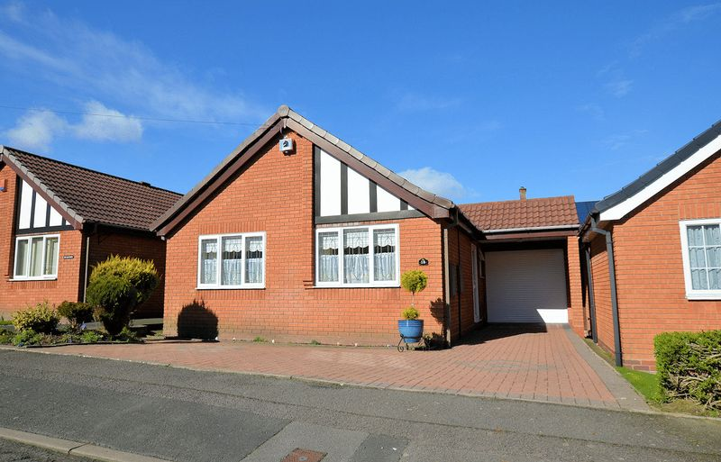 2 Bedrooms Detached Bungalow for sale in Birch Drive, Halesowen