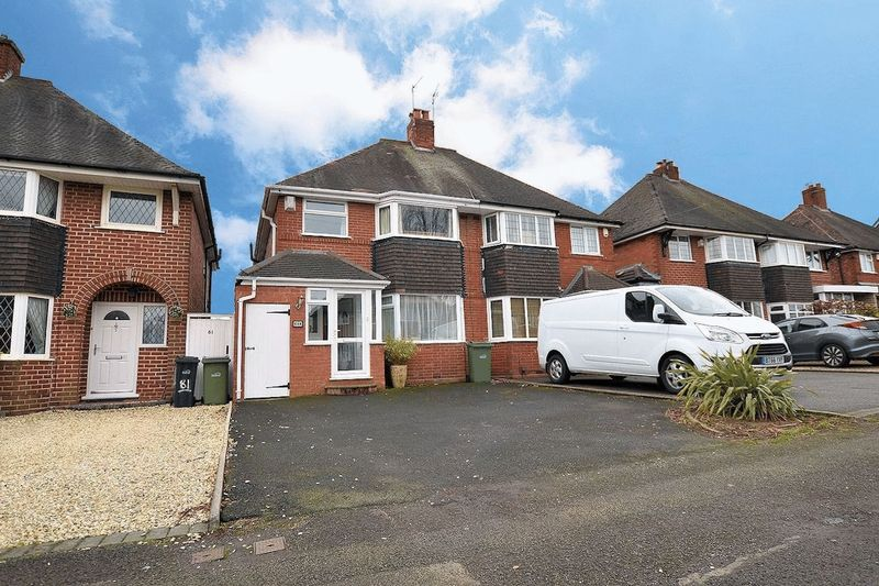 3 Bedrooms Semi Detached House for sale in Shenstone Valley Road, Halesowen