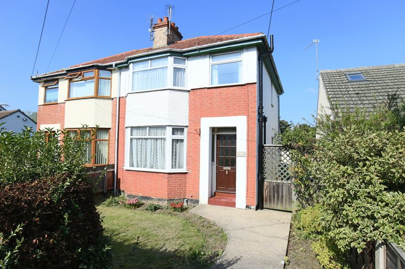 Blackheath Road, Lowestoft, NR33