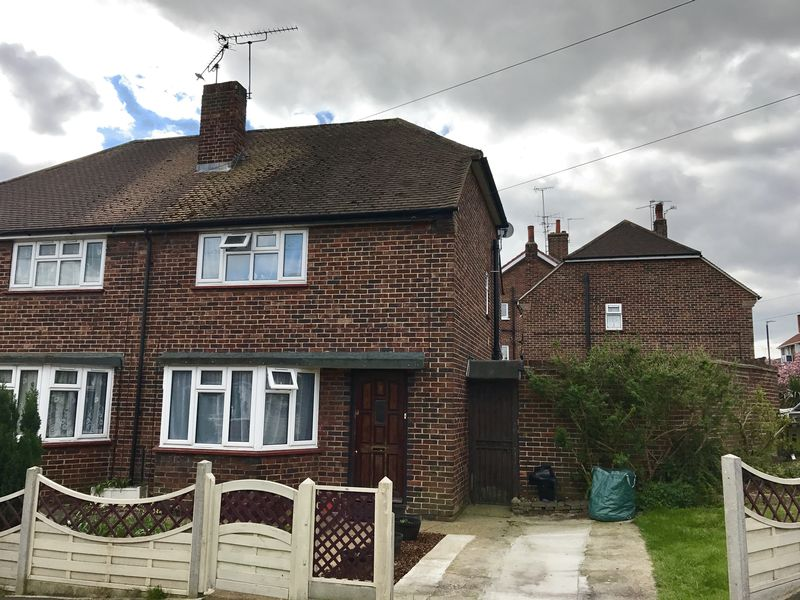 2 Bedrooms Semi Detached House for sale in Quantock Road, Bexleyheath