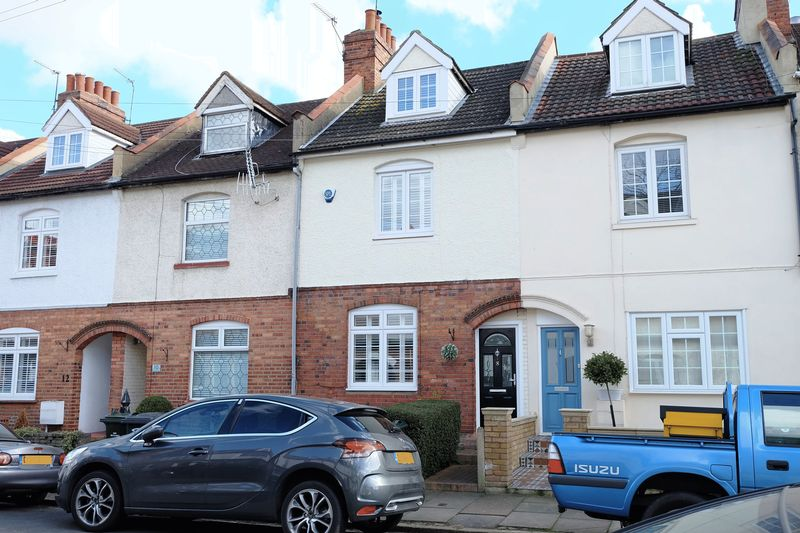 3 Bedrooms Terraced House for sale in Baldwyns Road, Bexley