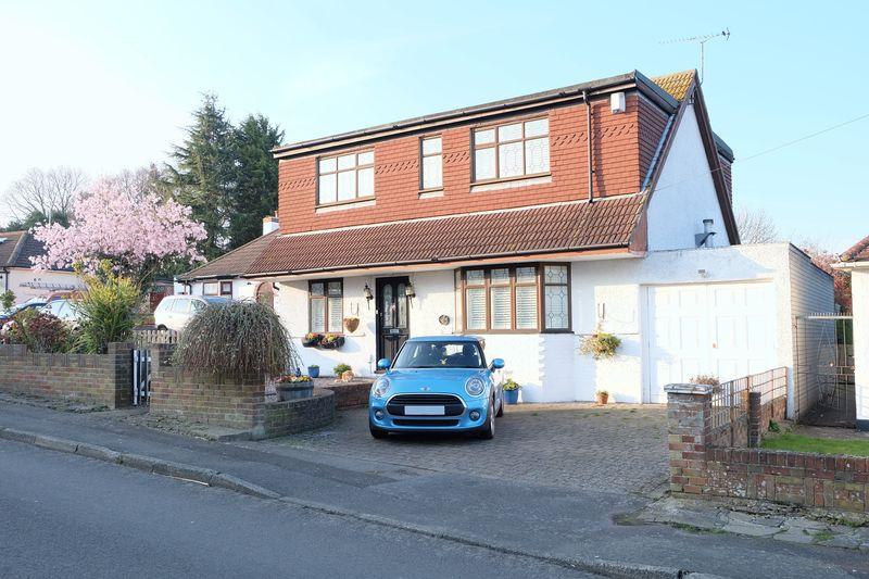 4 Bedrooms Detached House for sale in Heathwood Gardens, Swanley