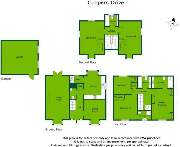 5 Coopers Drive