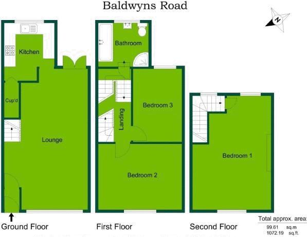 Baldwyns Road