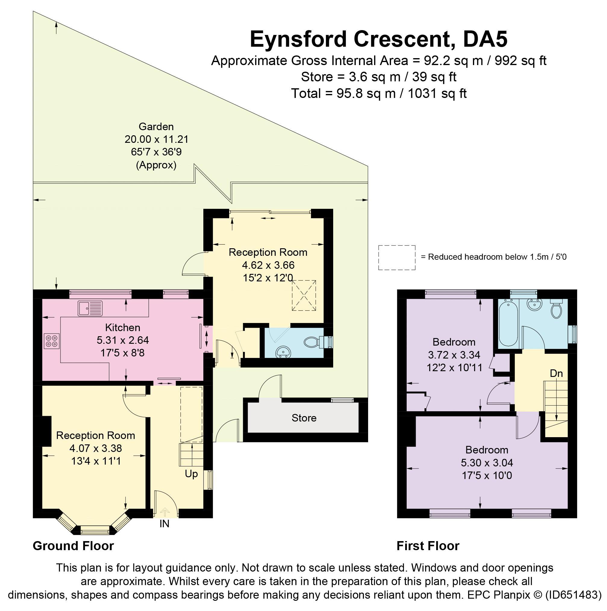 47 Eynsford Crescent