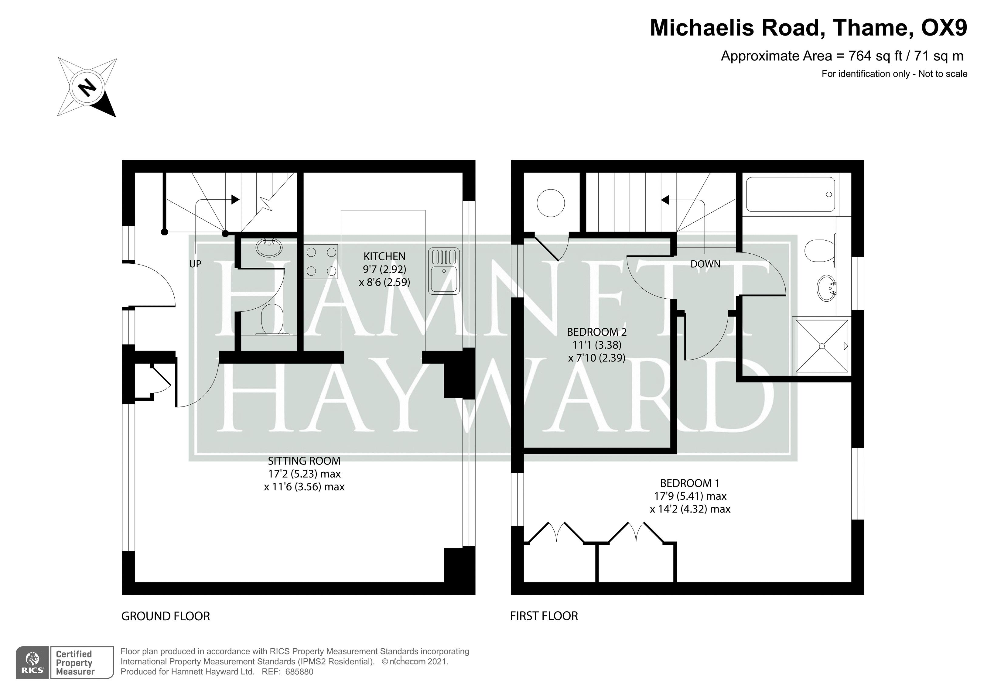Michaelis Road