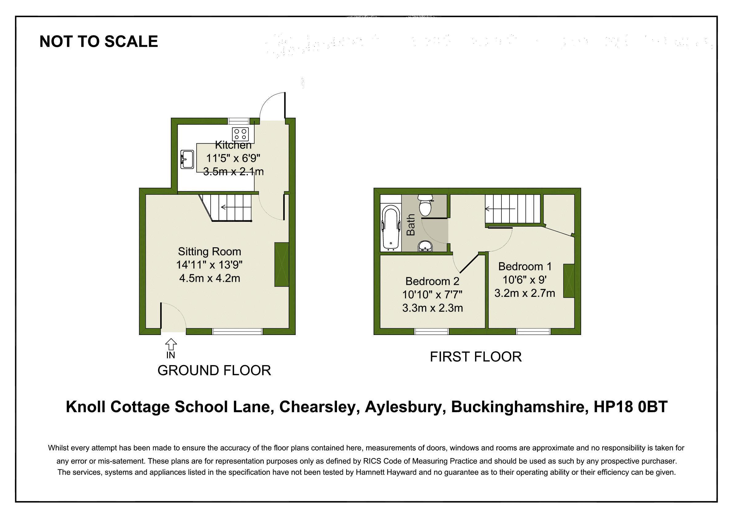 School Lane Chearsley