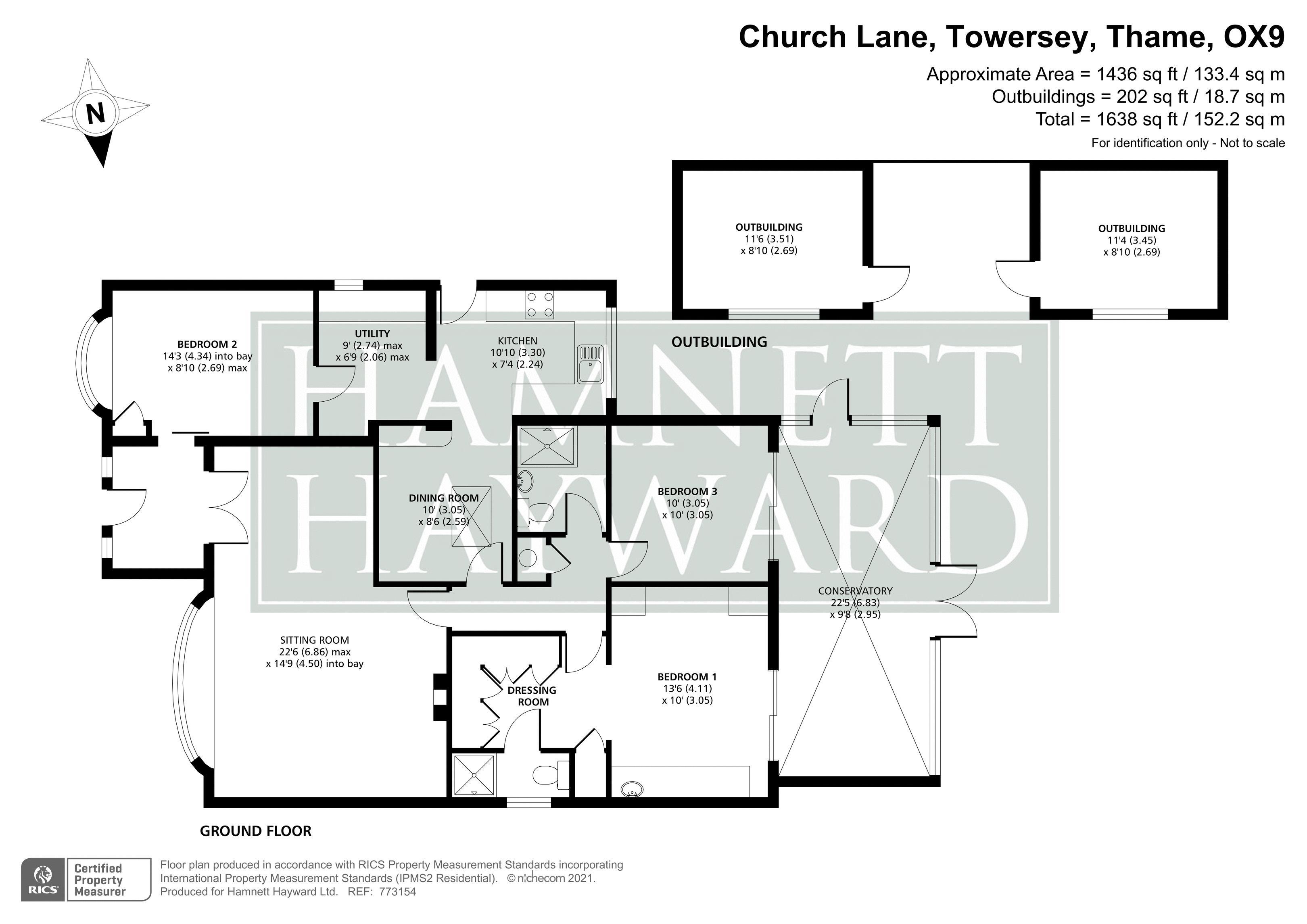 Church Lane Towersey