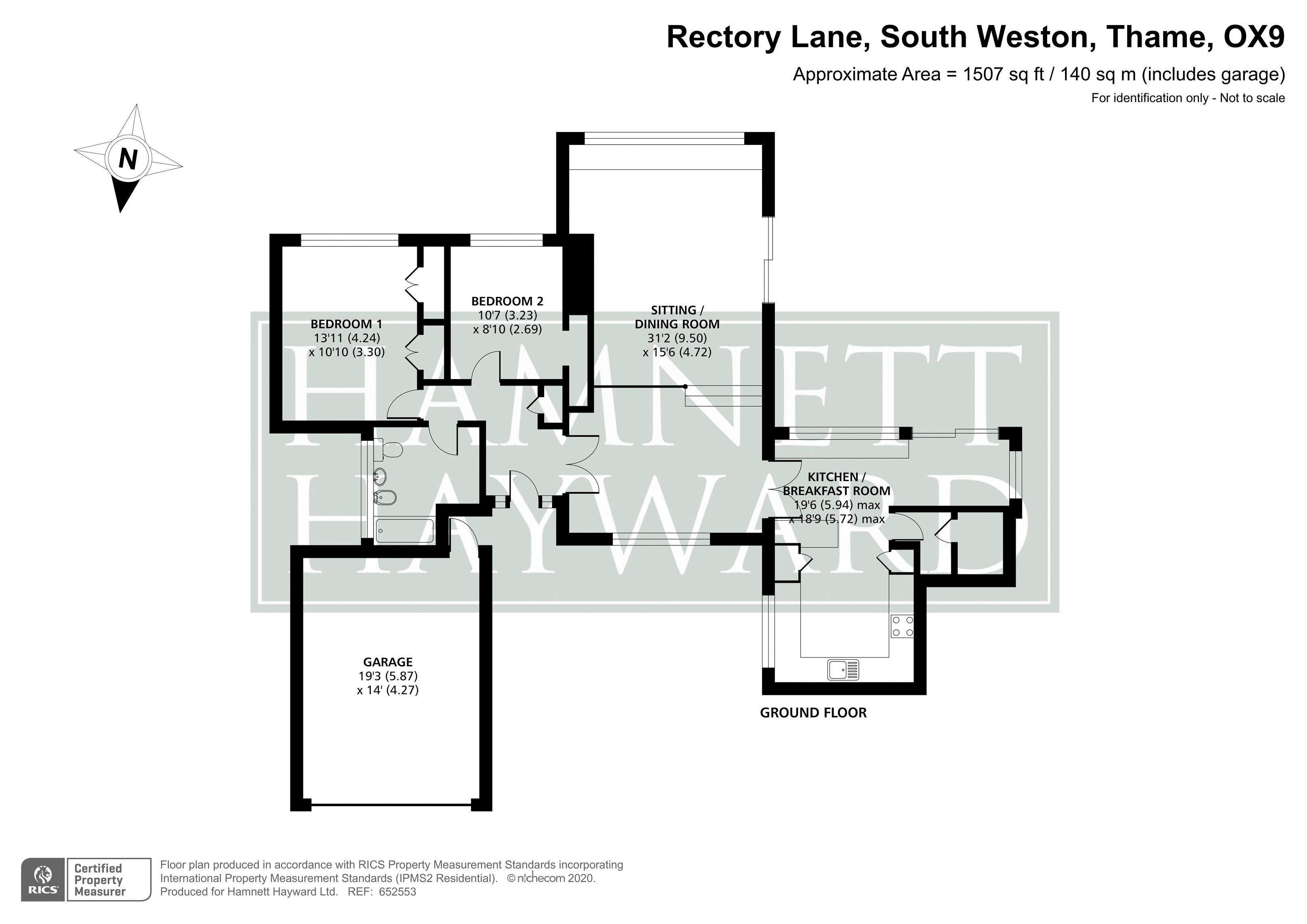 Rectory Lane South Weston