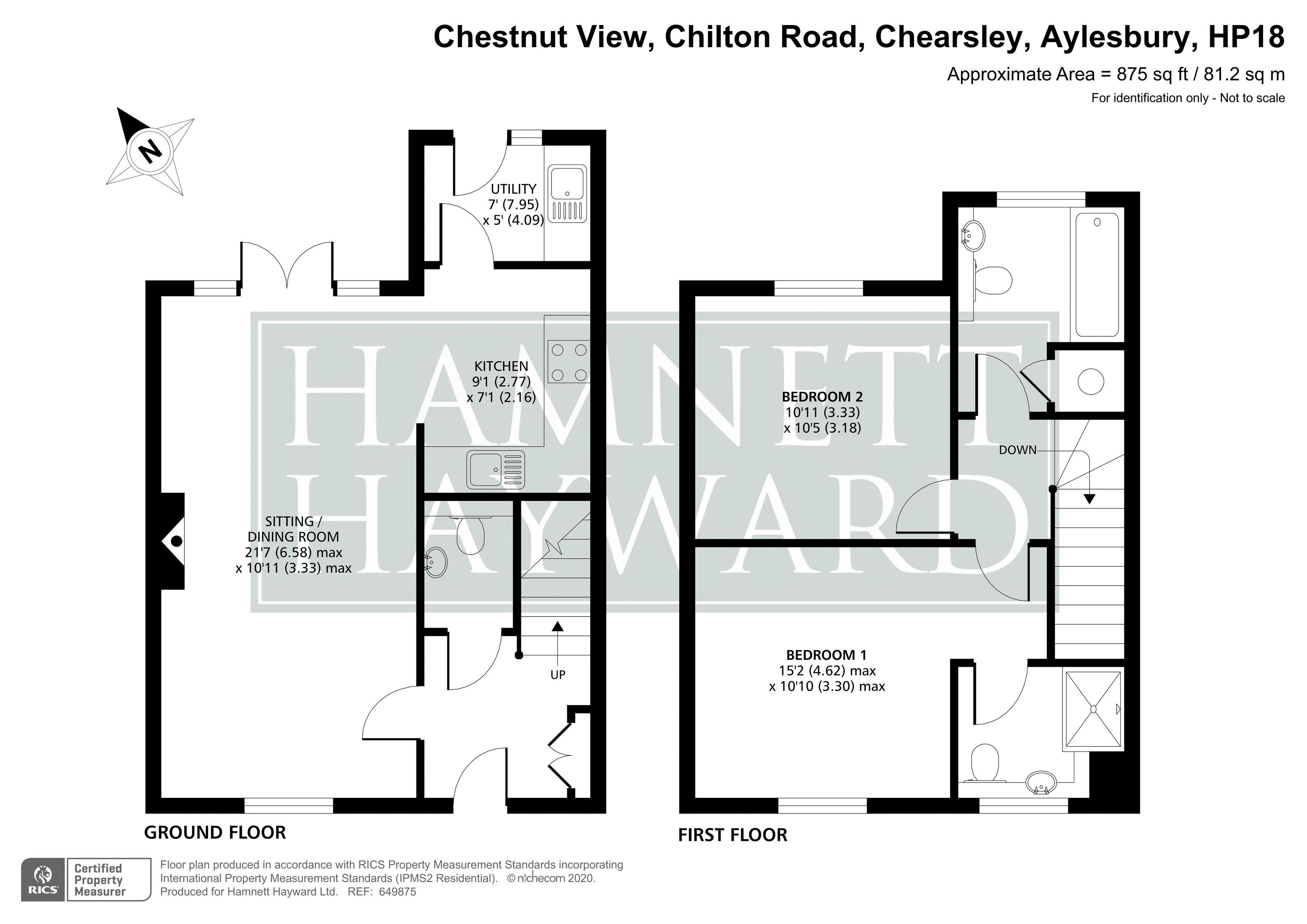 Chilton Road Chearsley
