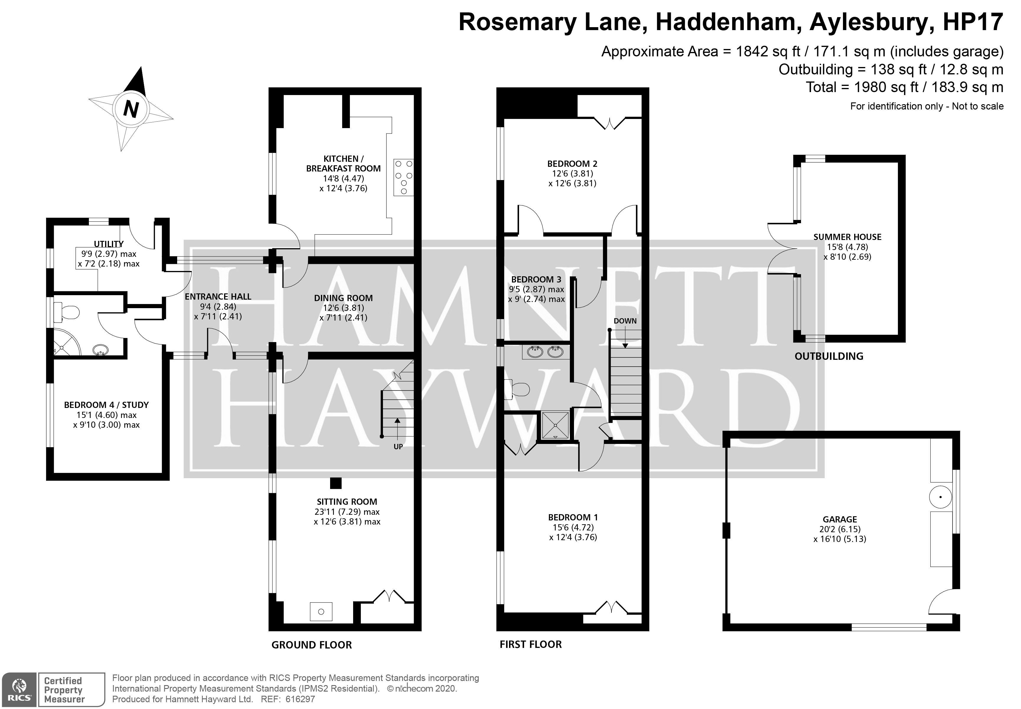 10 Rosemary Lane Haddenham
