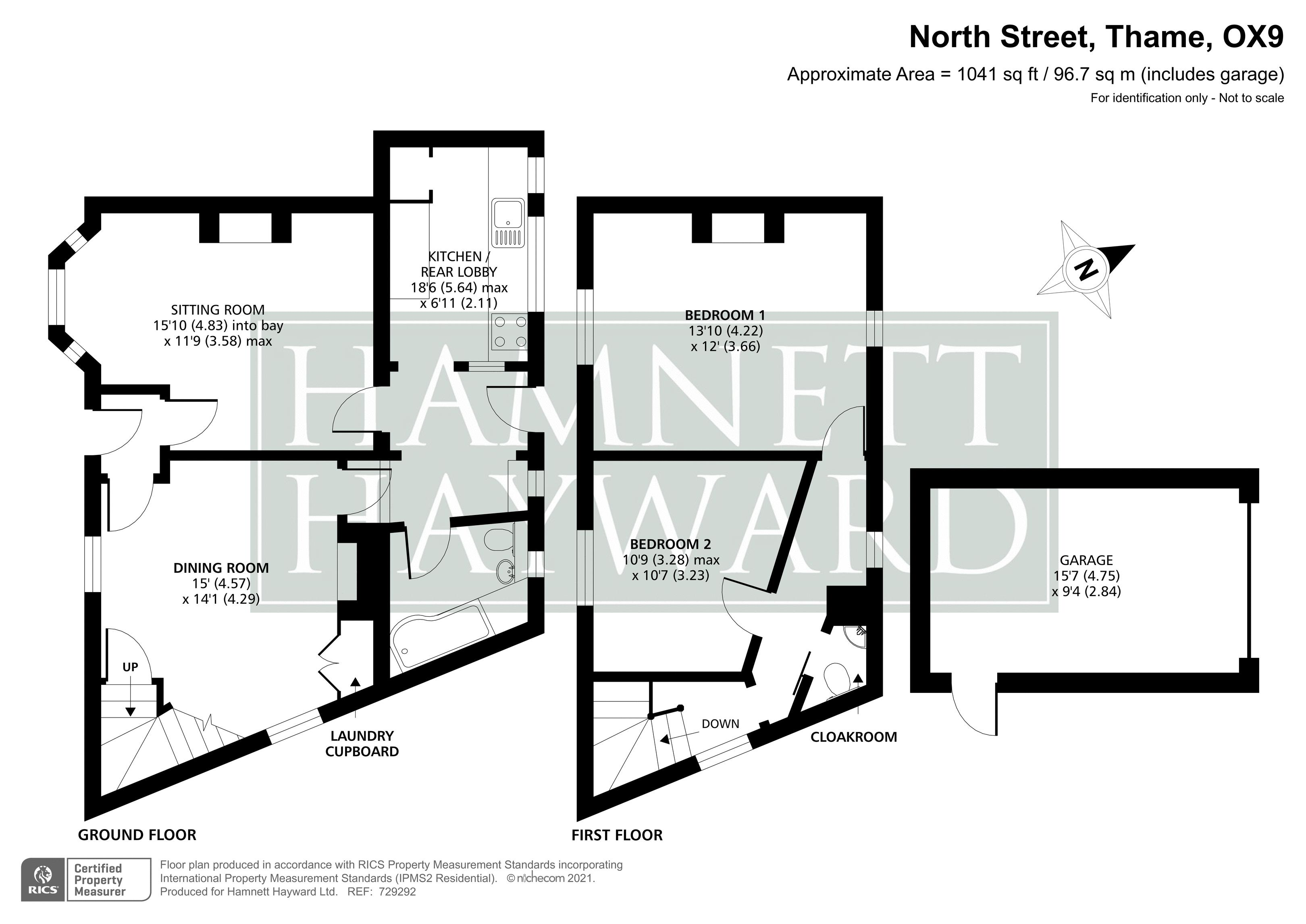 45 North Street