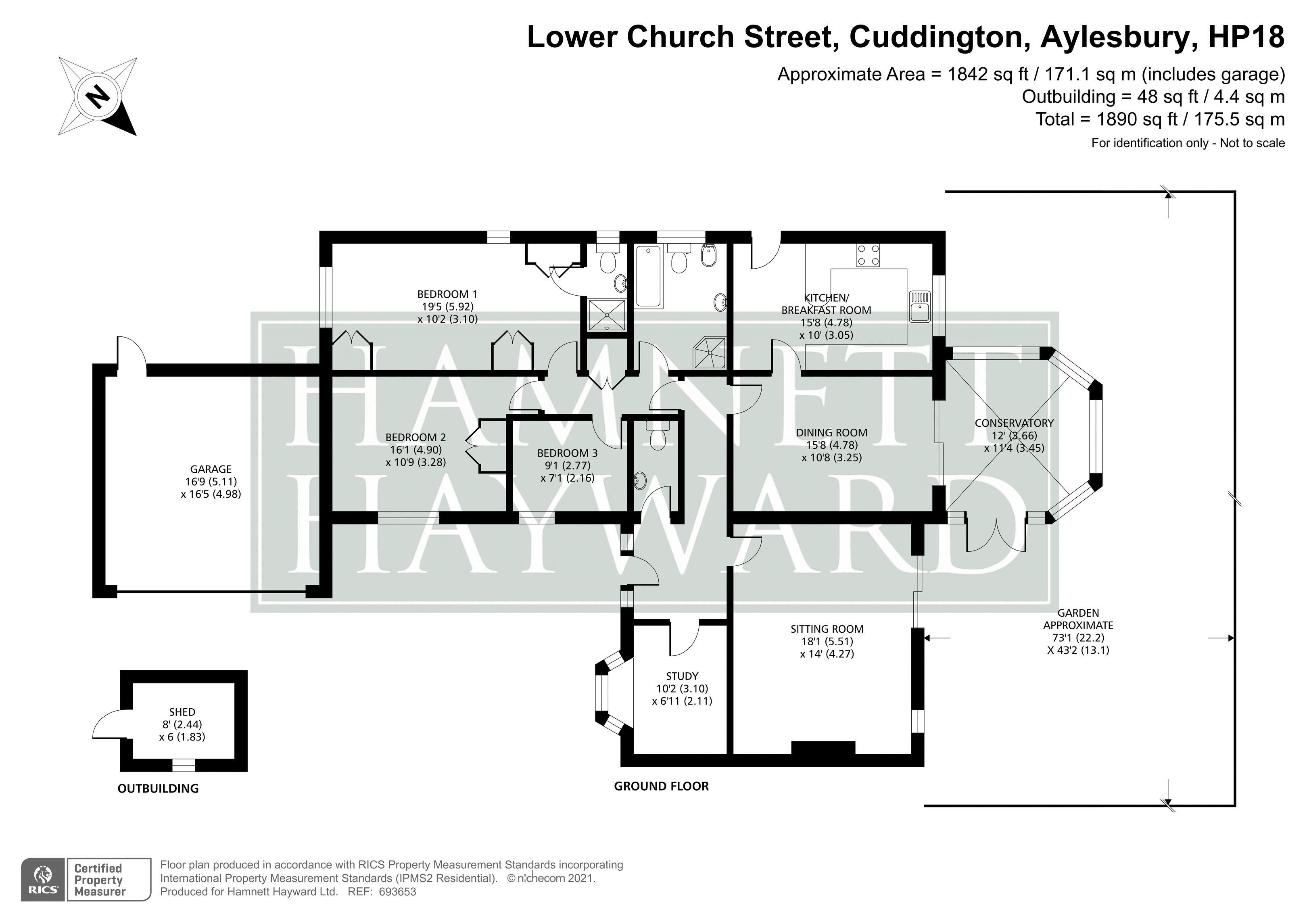 Lower Church Street Cuddington
