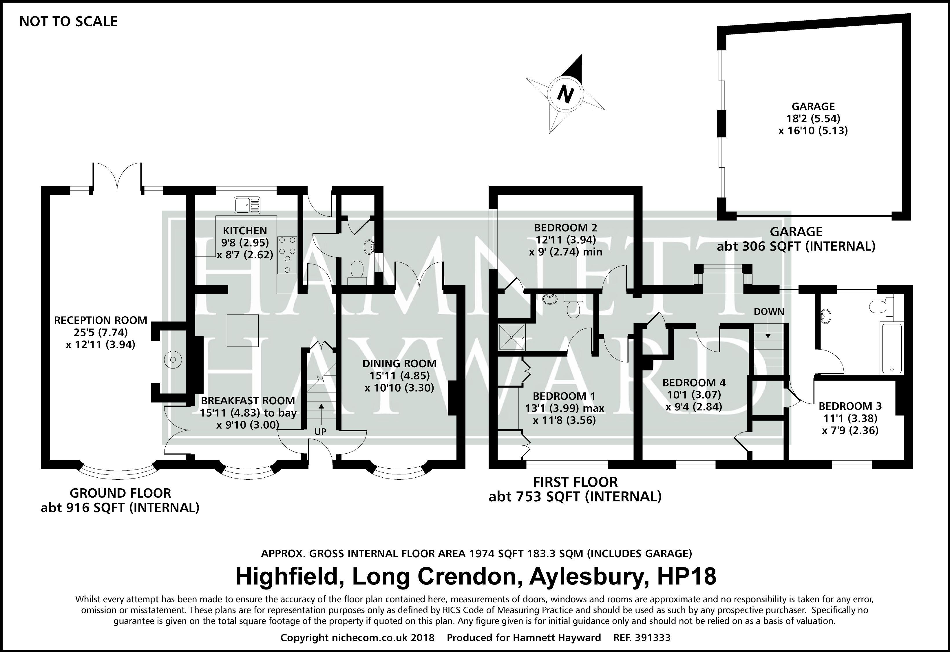 Highfield Long Crendon