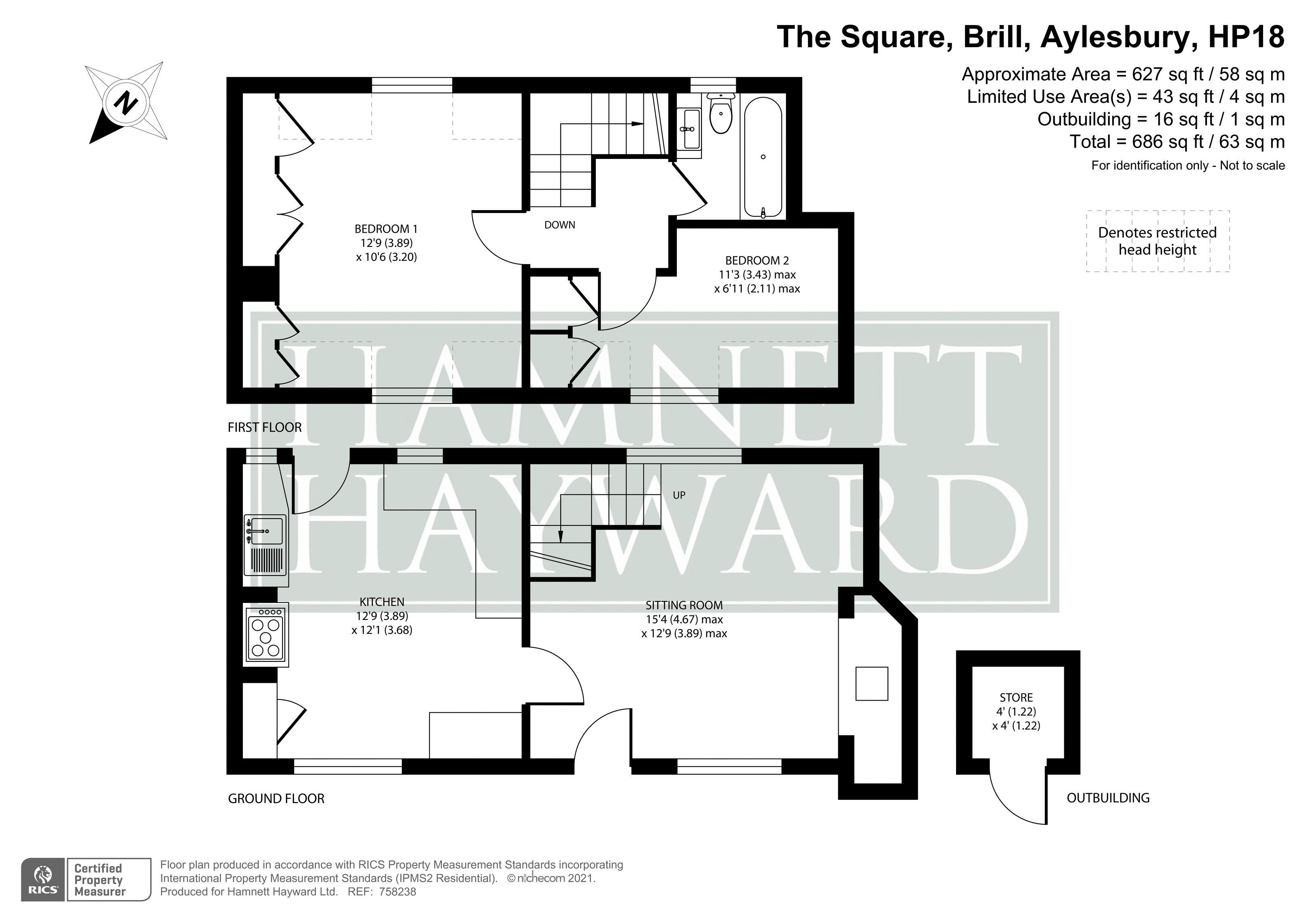 The Square Brill