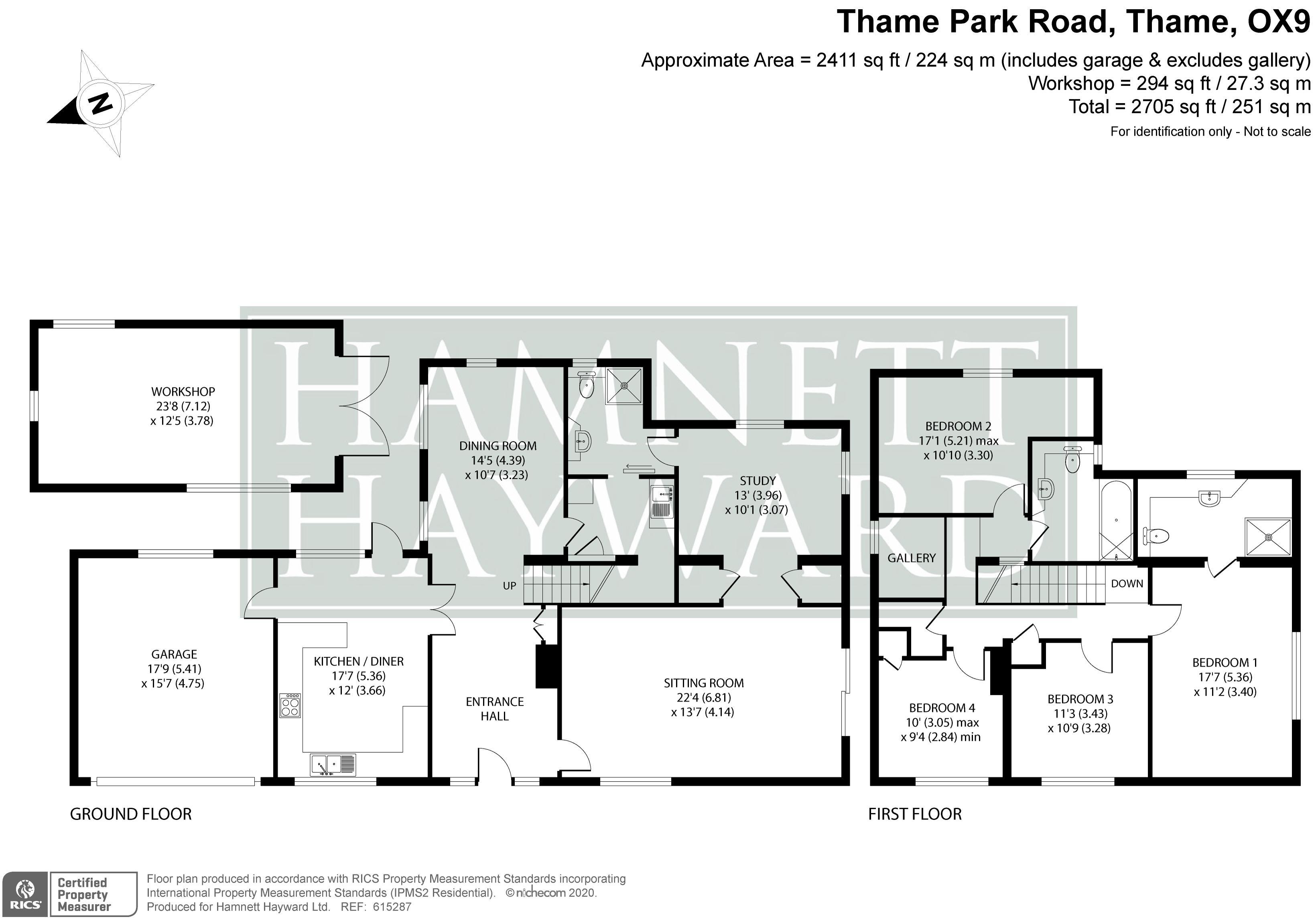 Thame Park Road