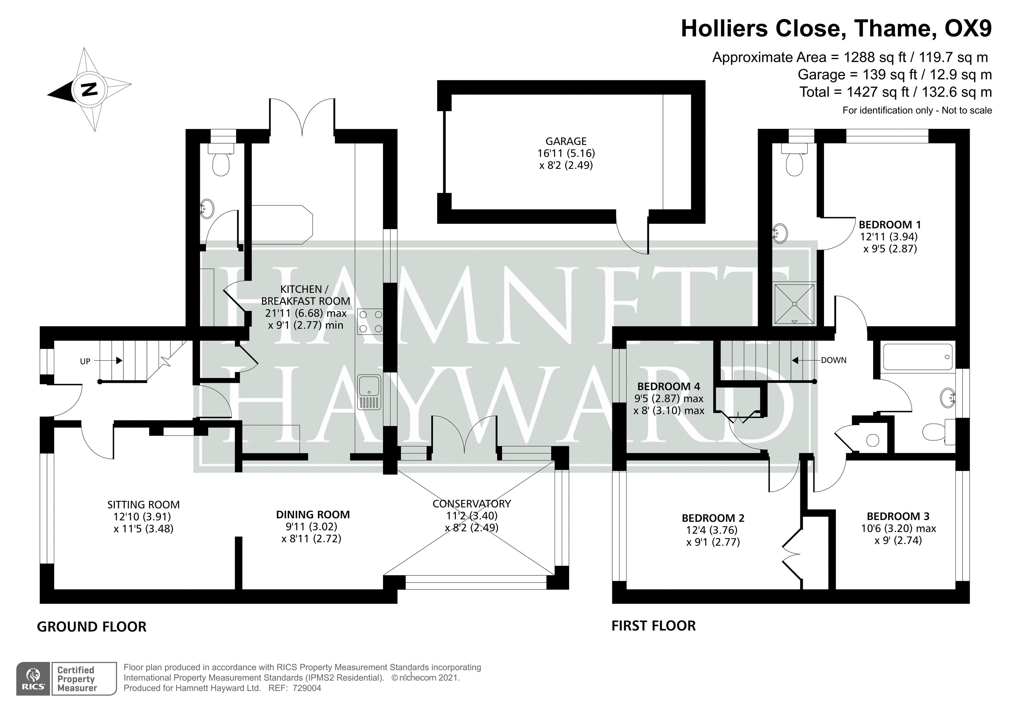 Holliers Close