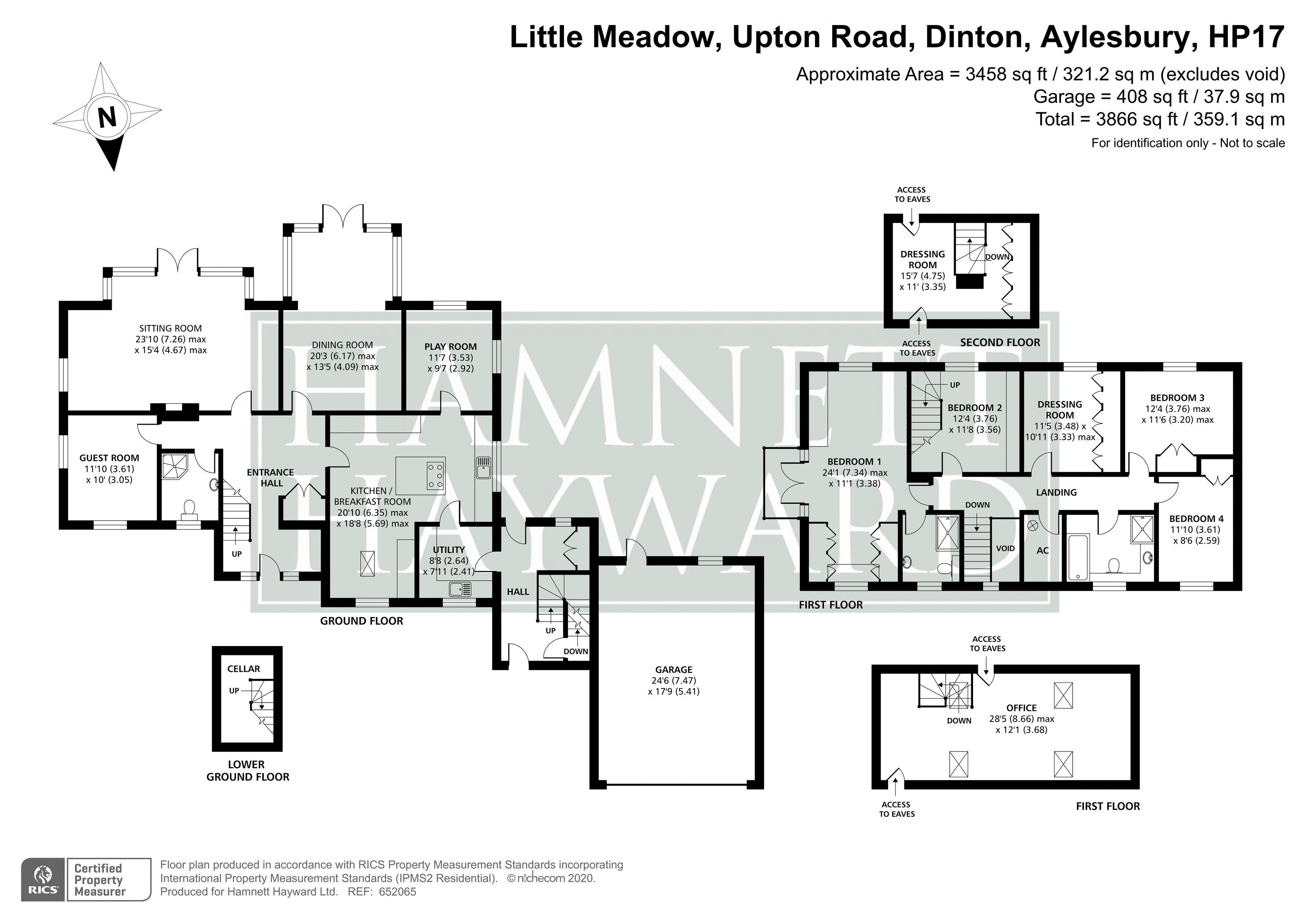 Upton Road Dinton