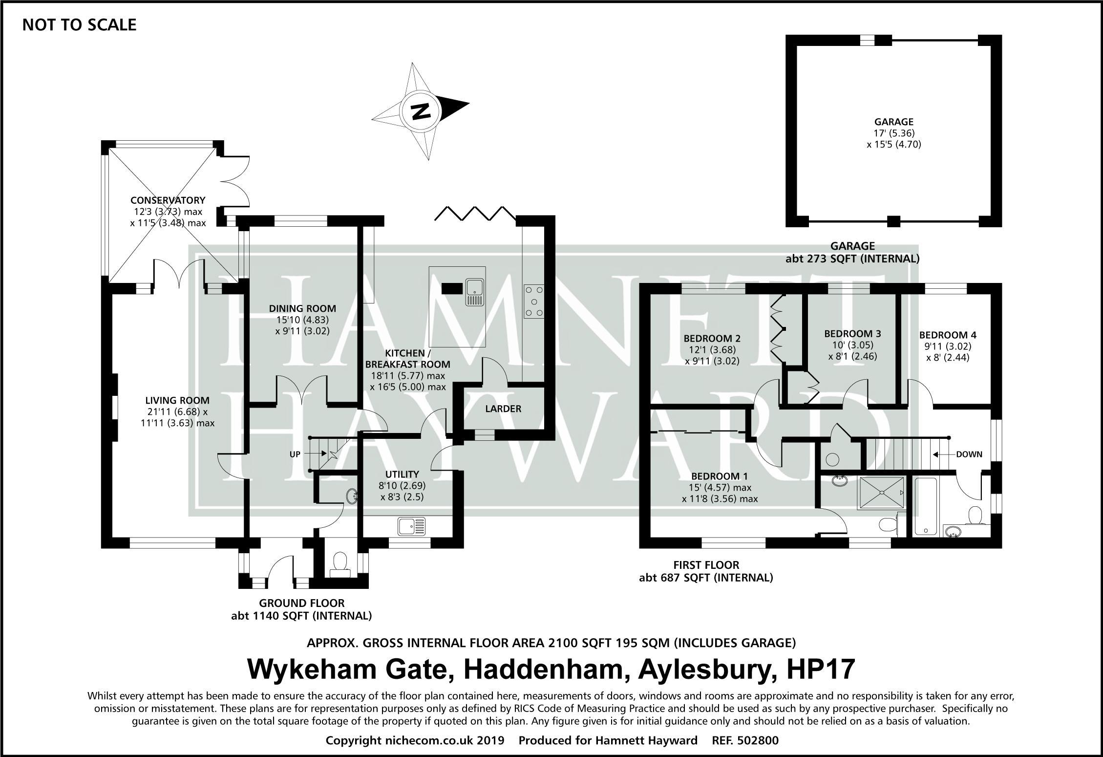 Wykeham Gate Haddenham