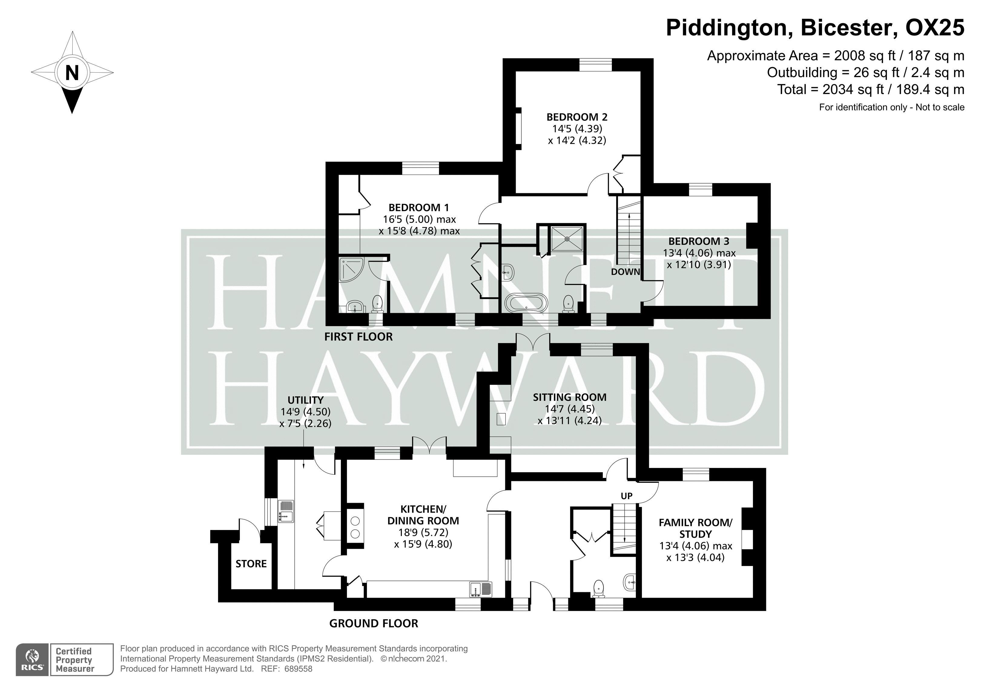 68 Lower End Piddington