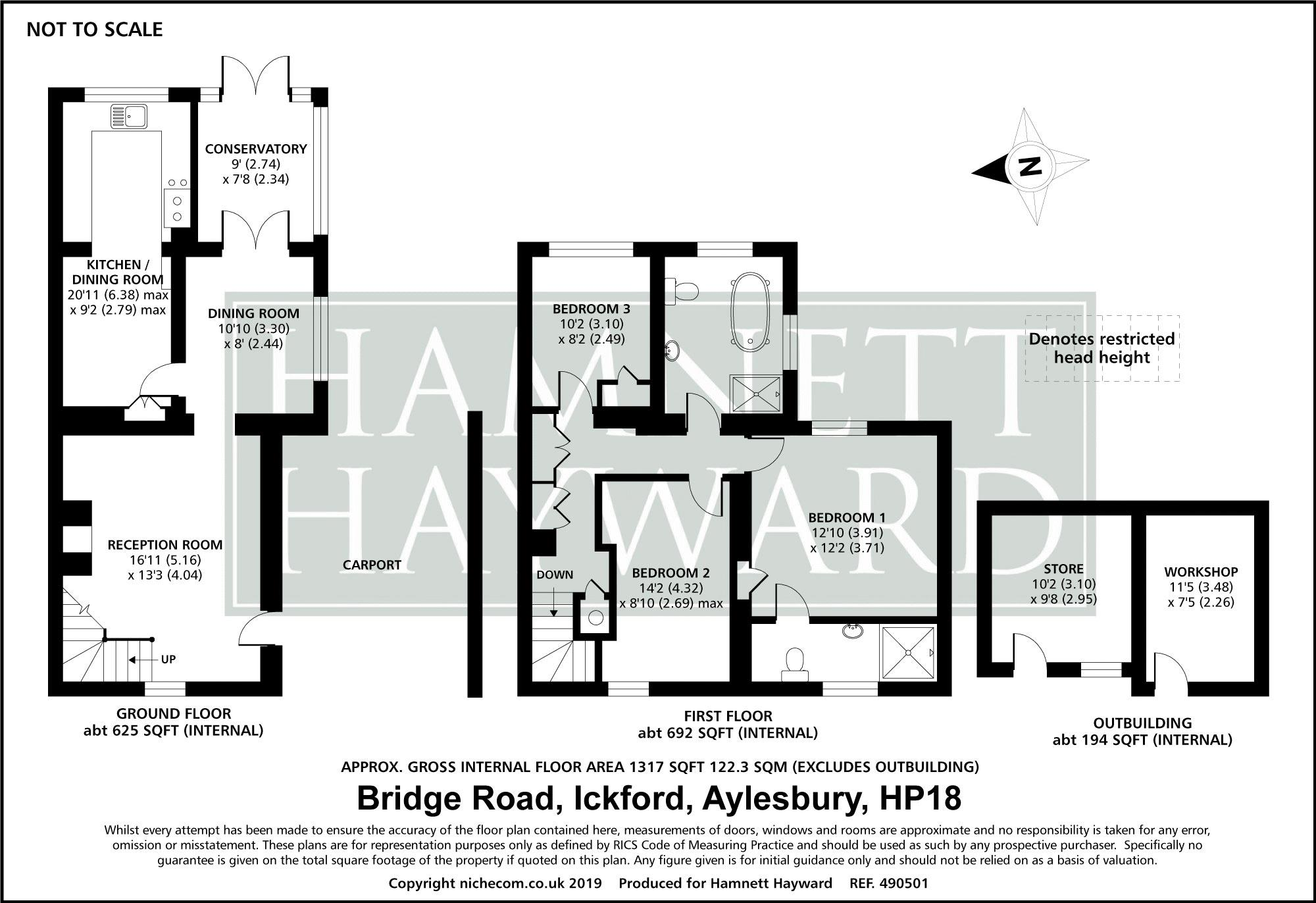 Bridge Road Ickford