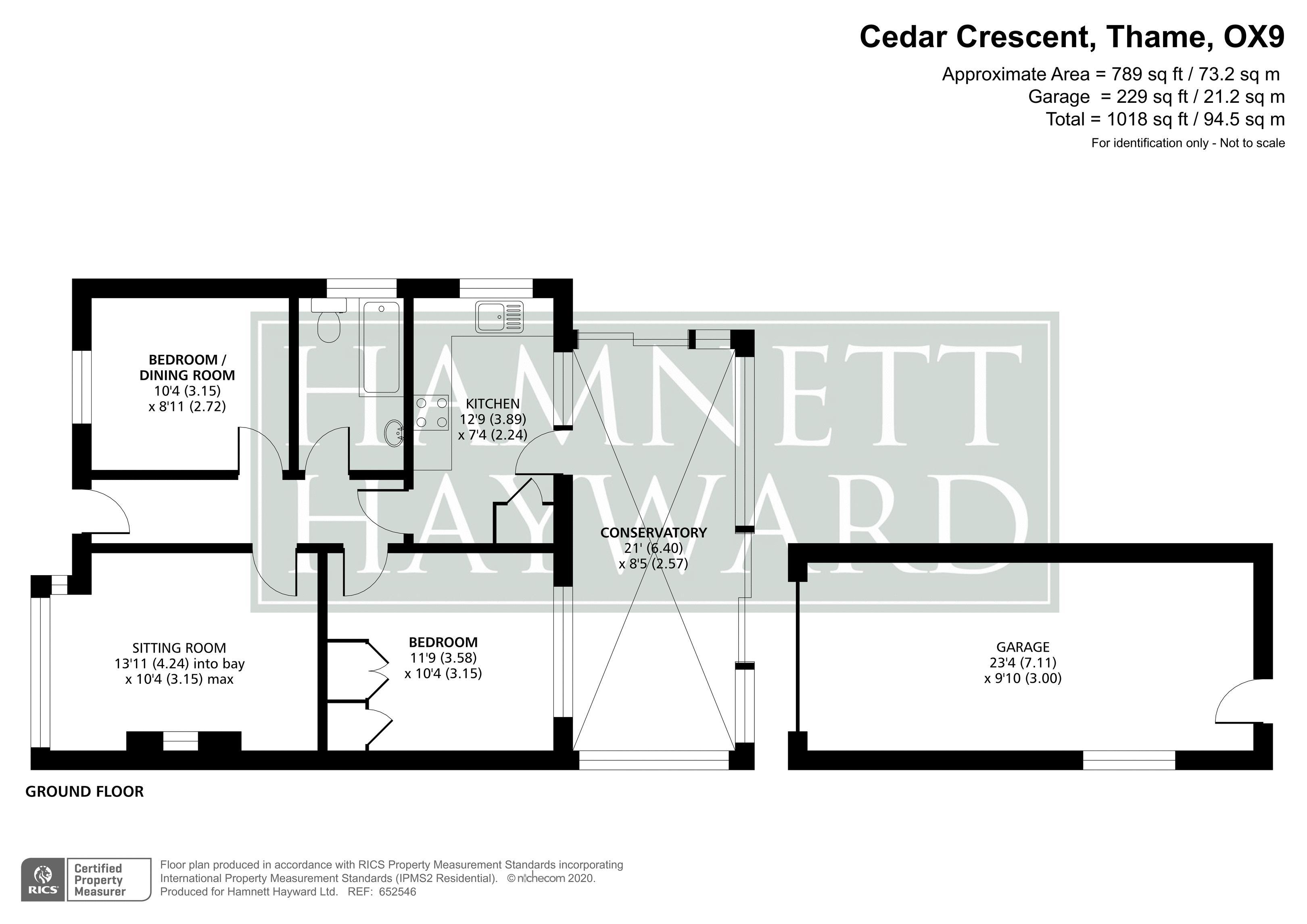 Cedar Crescent