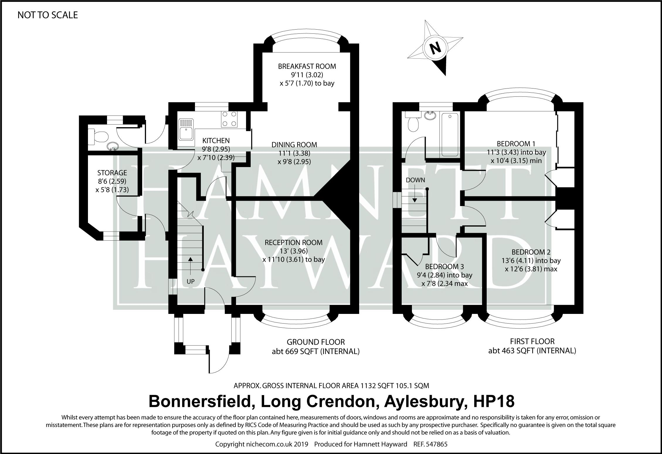 Bonnersfield Long Crendon