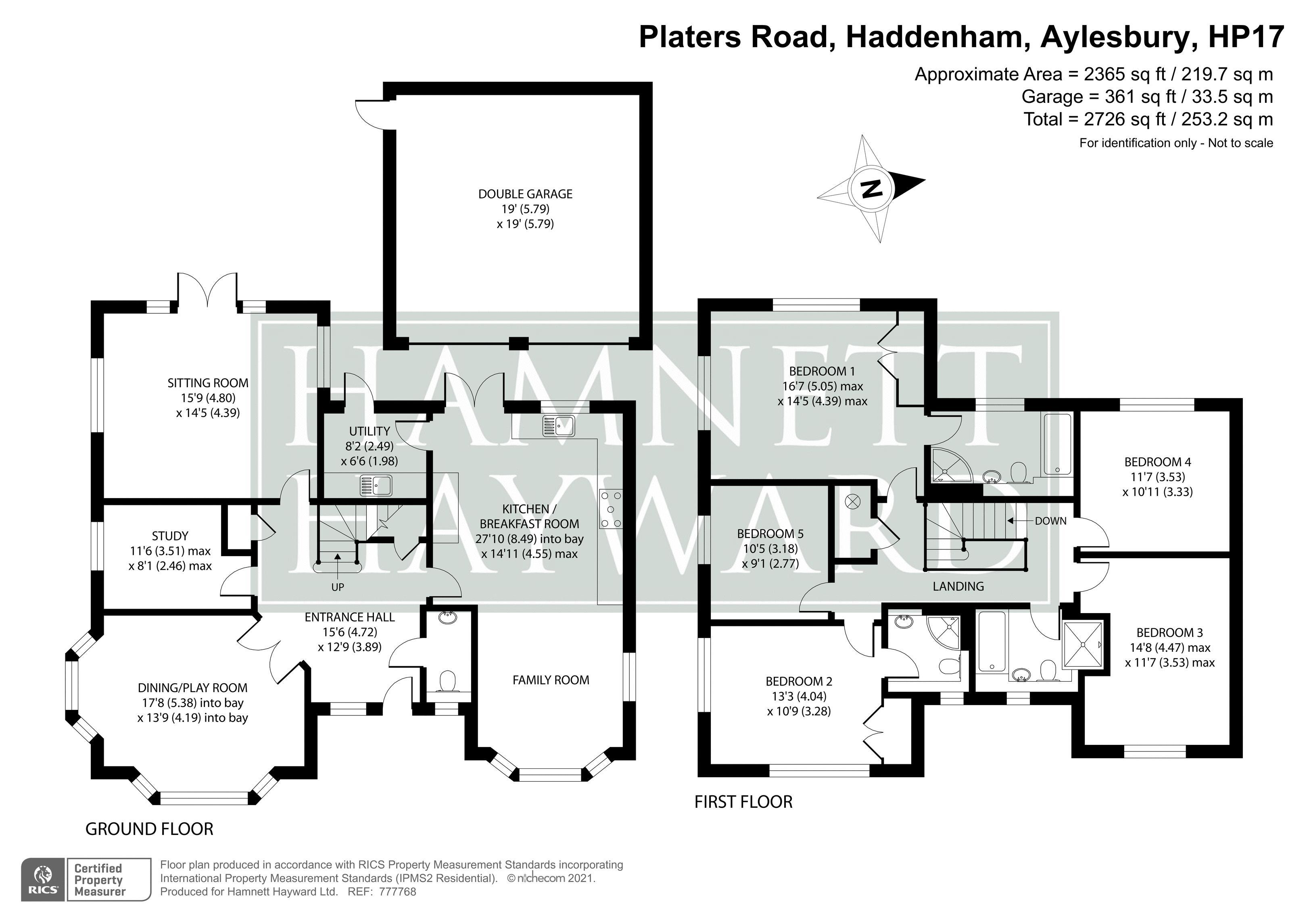 Platers Road Haddenham