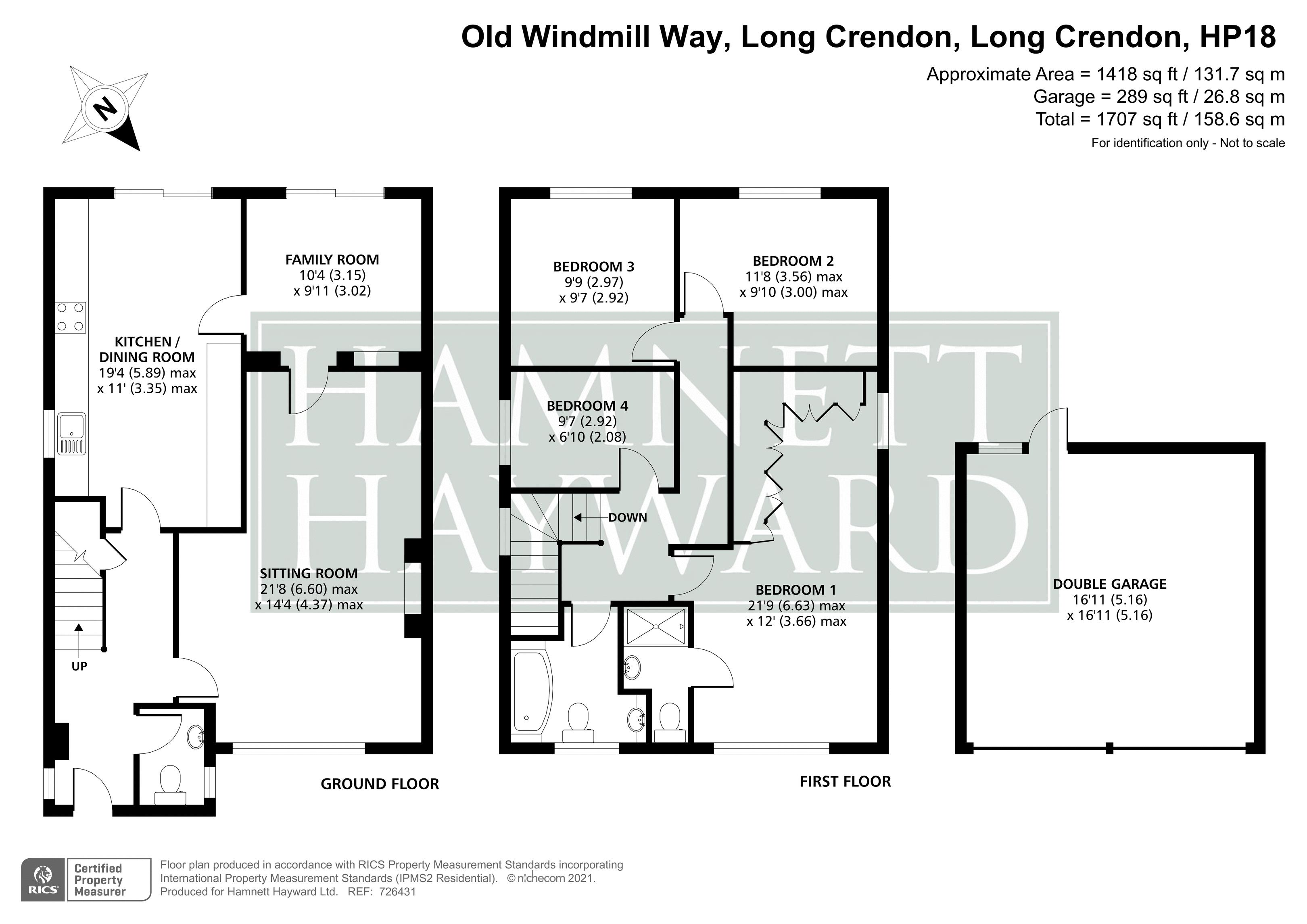 Old Windmill Way Long Crendon