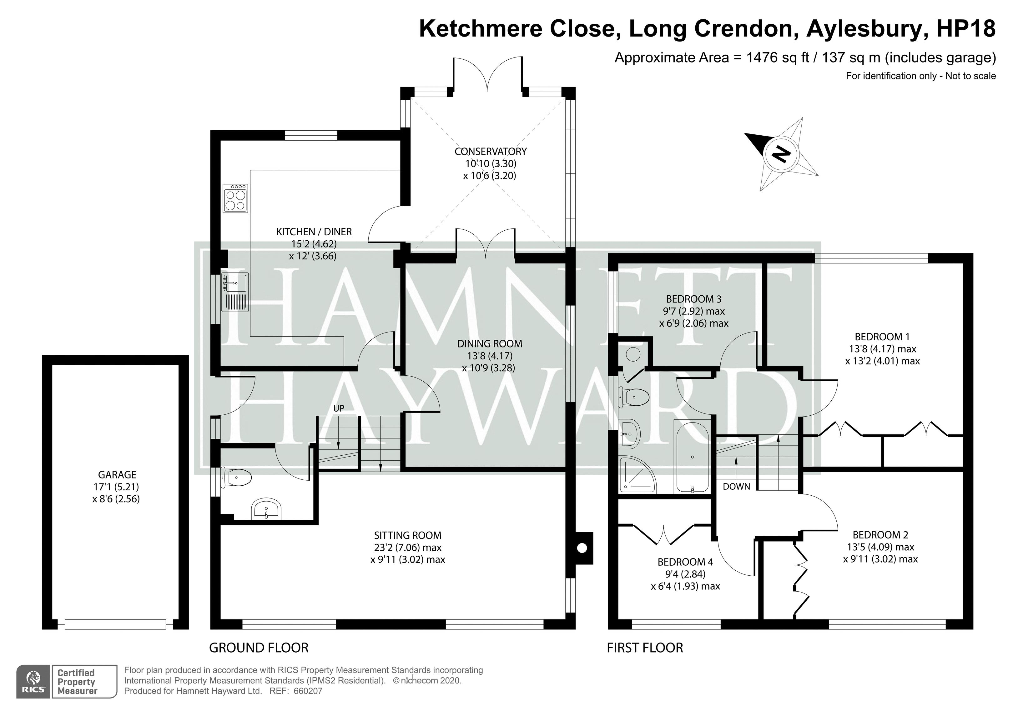 Ketchmere Close Long Crendon