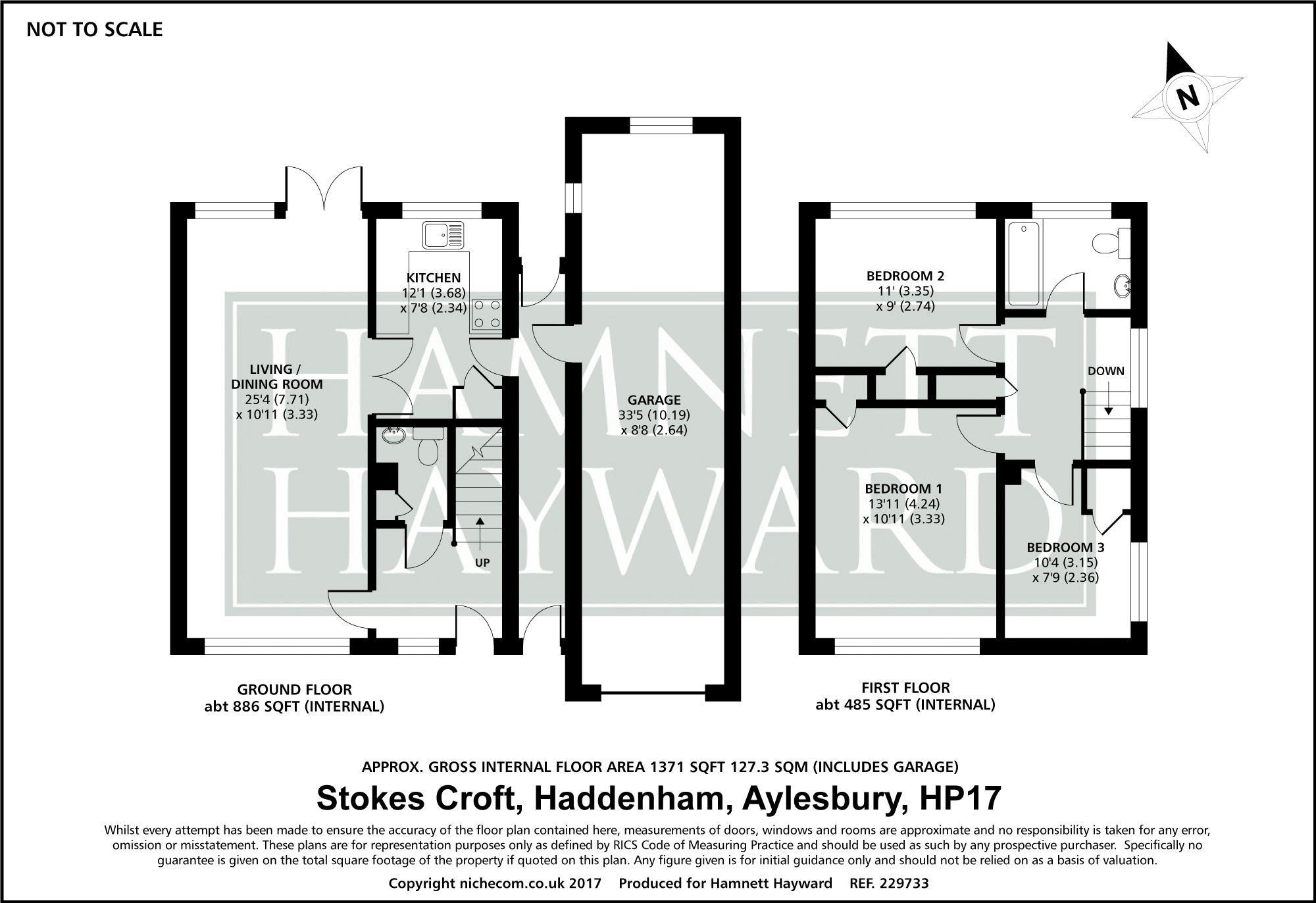 Stokes Croft Haddenham