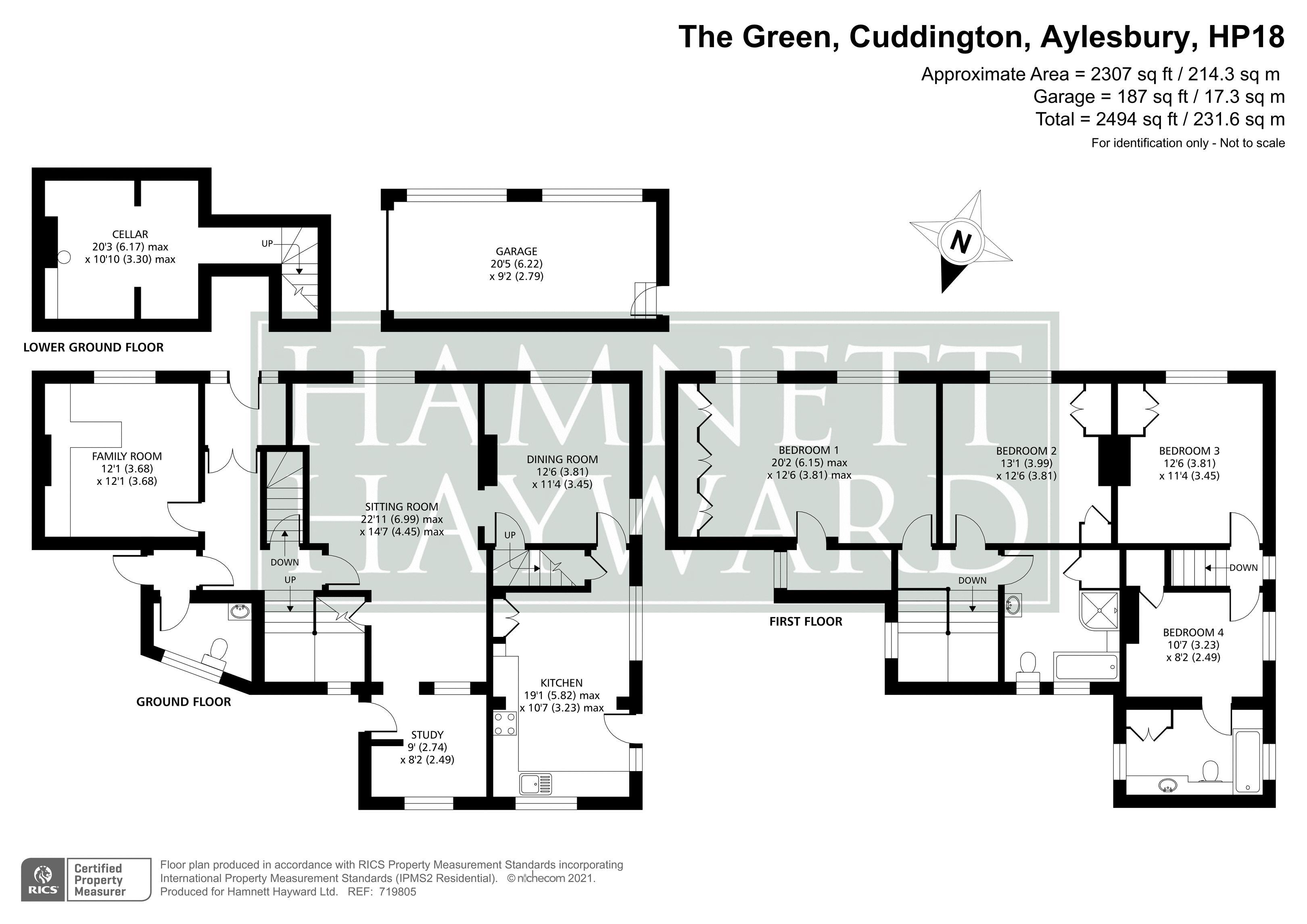 The Green Cuddington