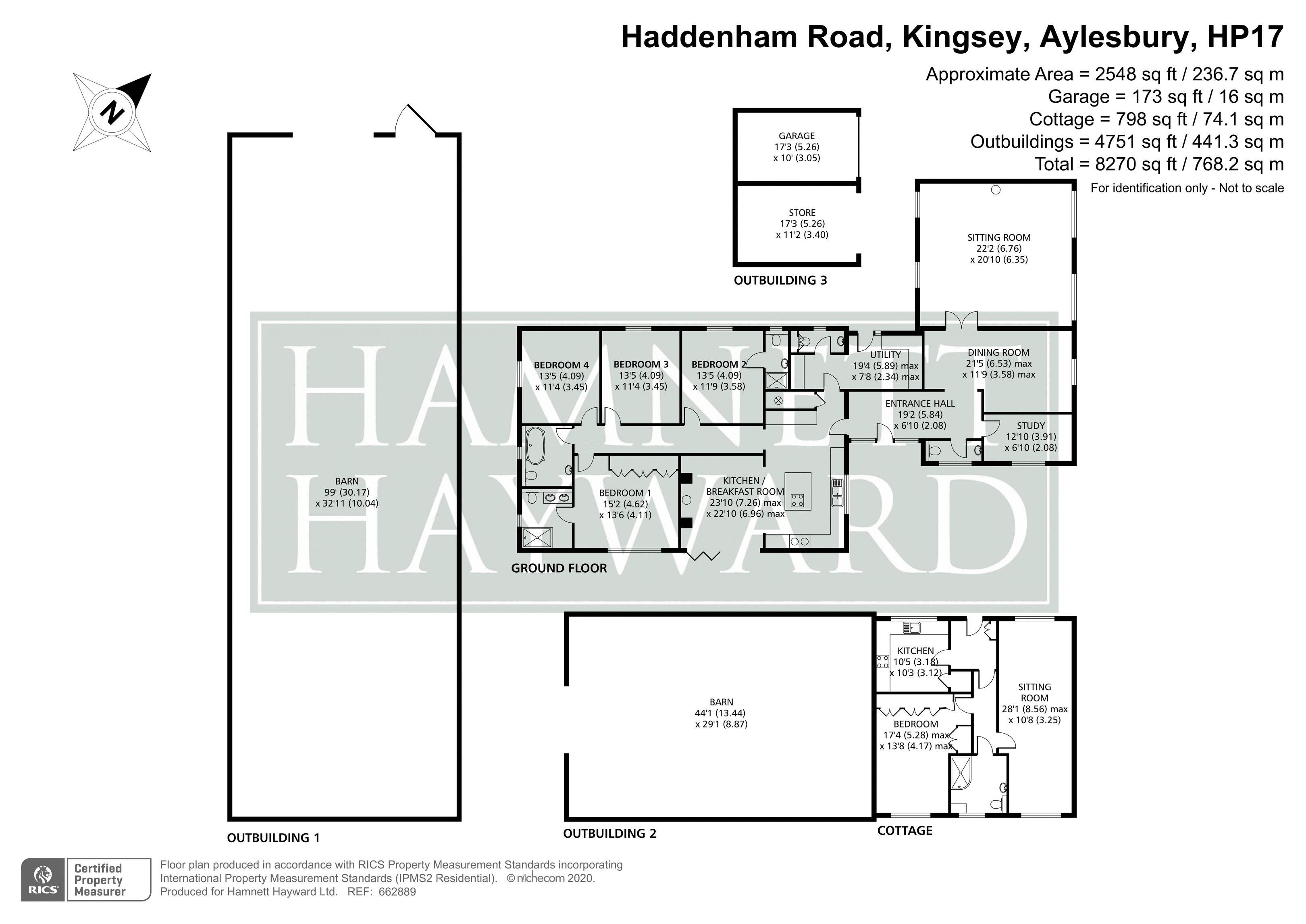 Haddenham Road Kingsey