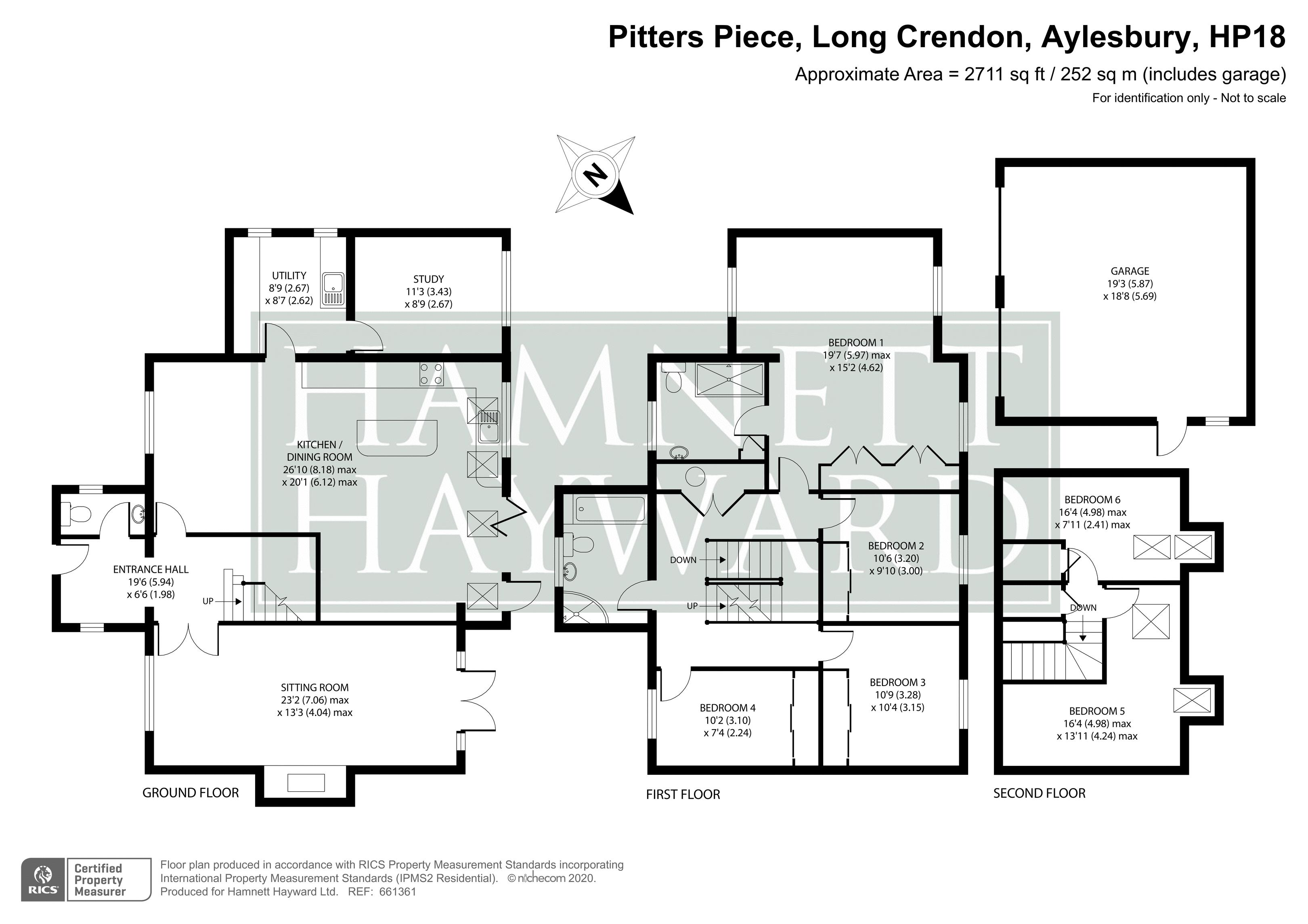 Pitters Piece Long Crendon