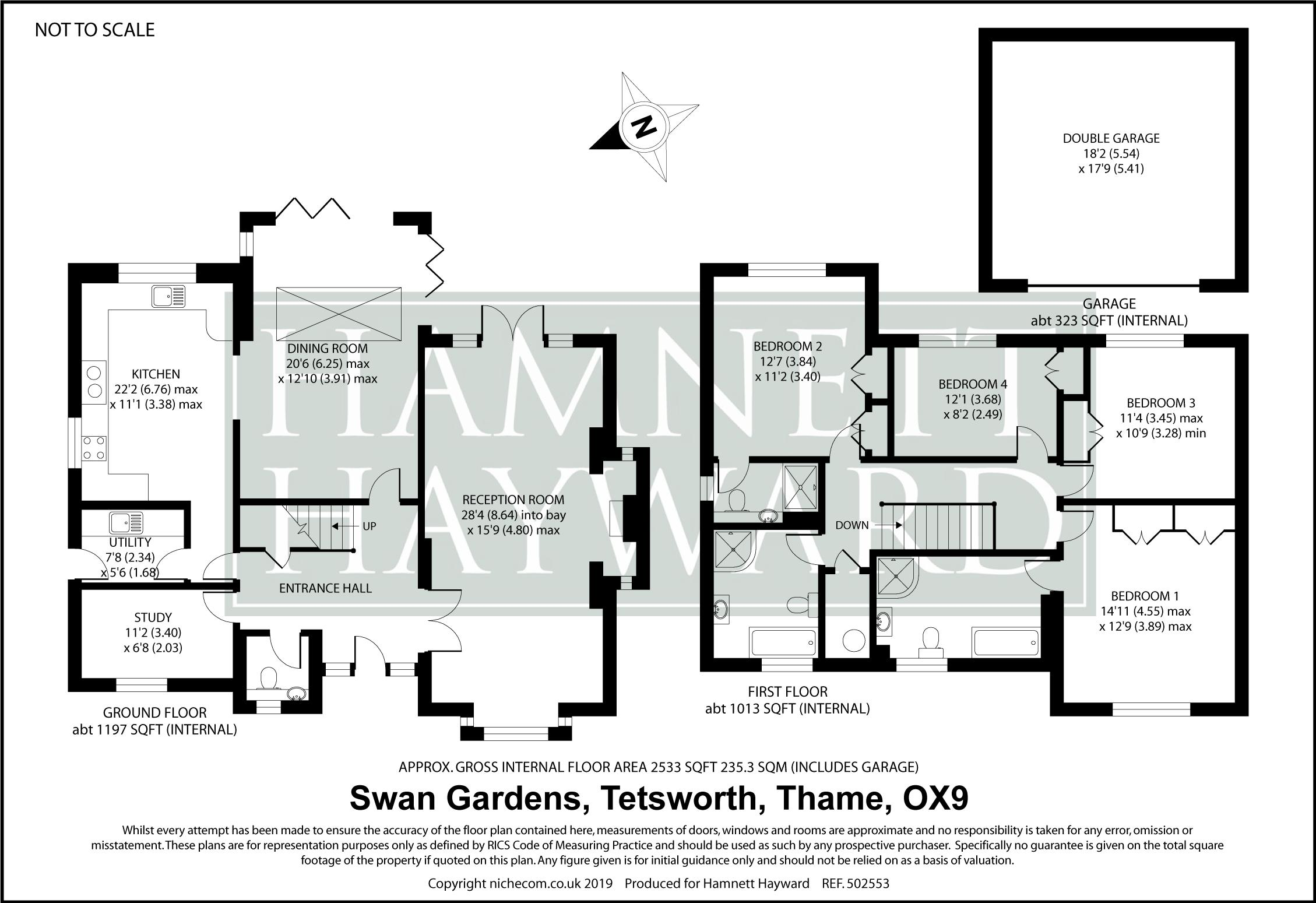 Swan Gardens Tetsworth