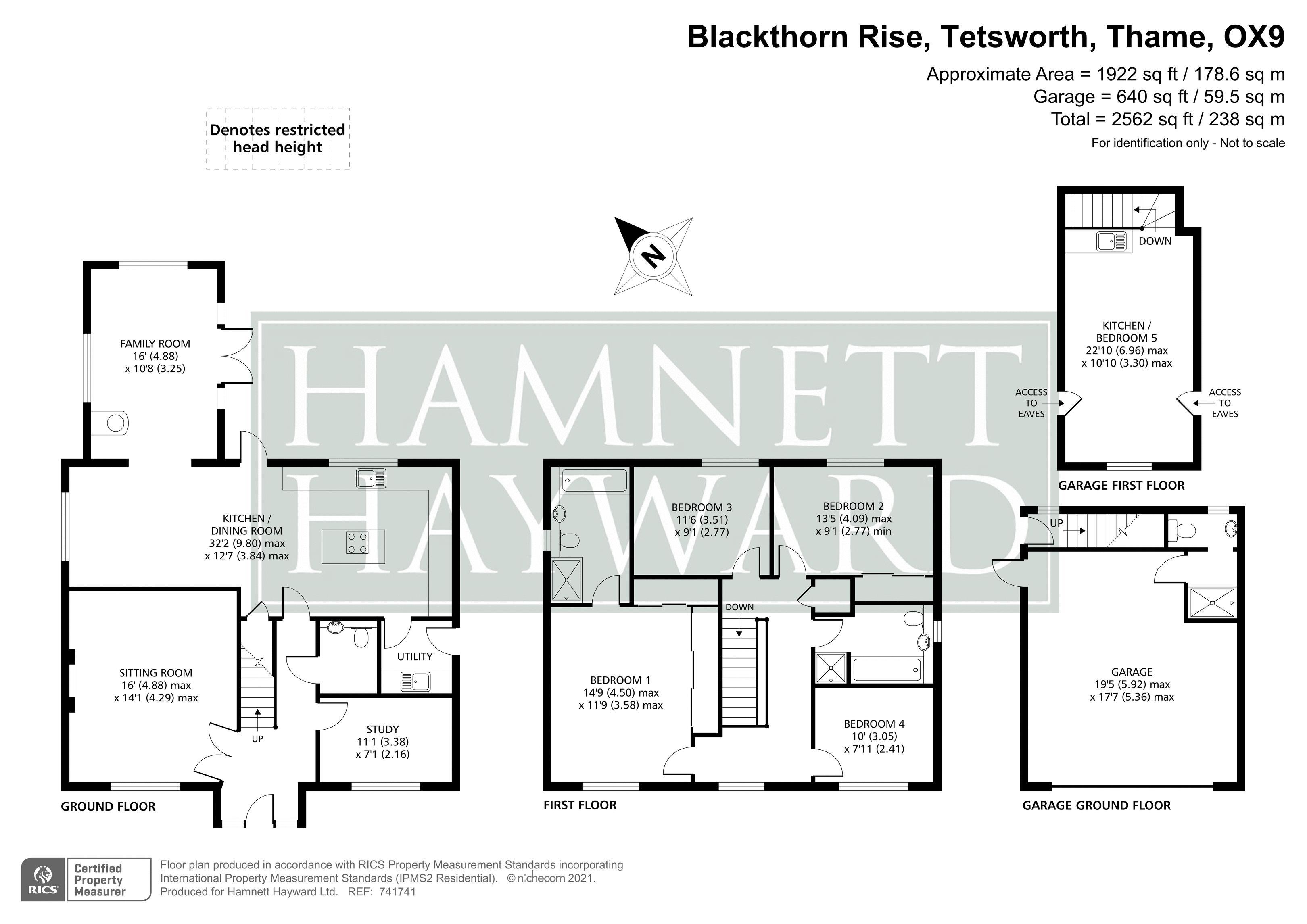 Blackthorn Rise Tetsworth