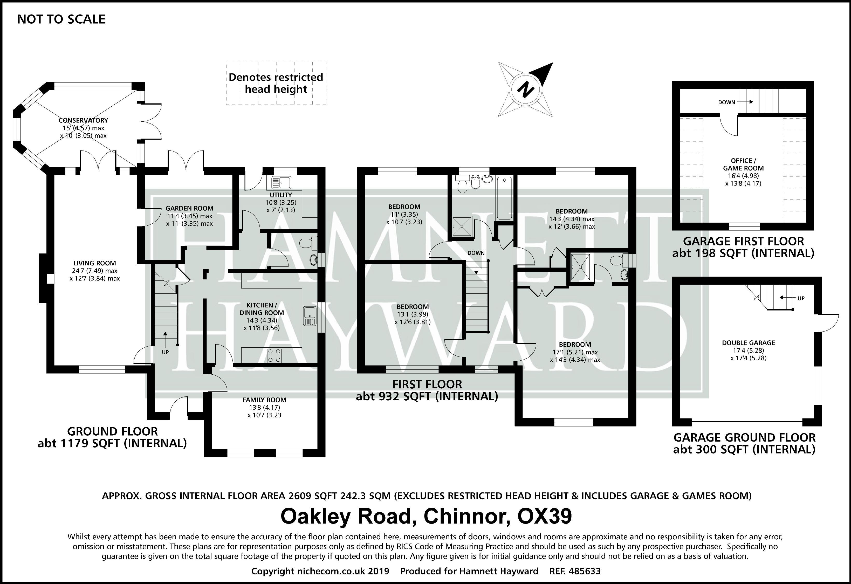 8c Oakley Road