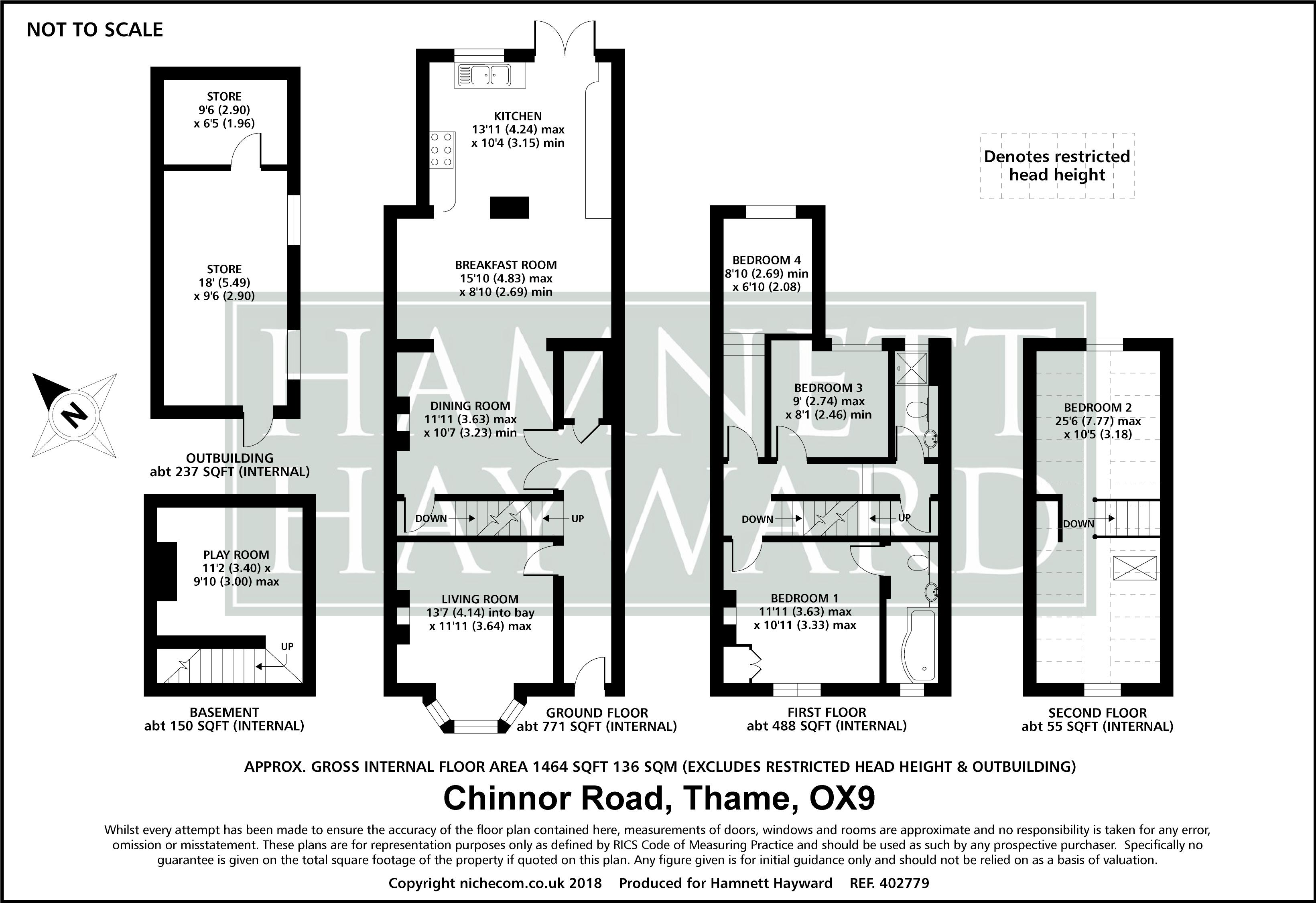 Chinnor Road
