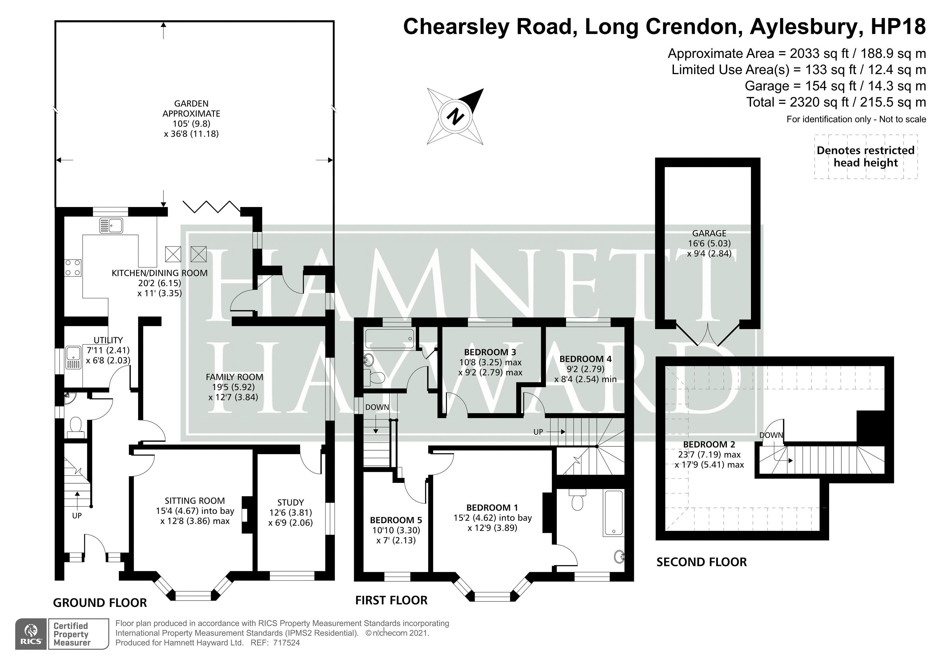 Chearsley Road Long Crendon