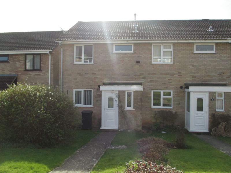 3 Bedrooms Terraced House for sale in Runnymede Road, Yeovil