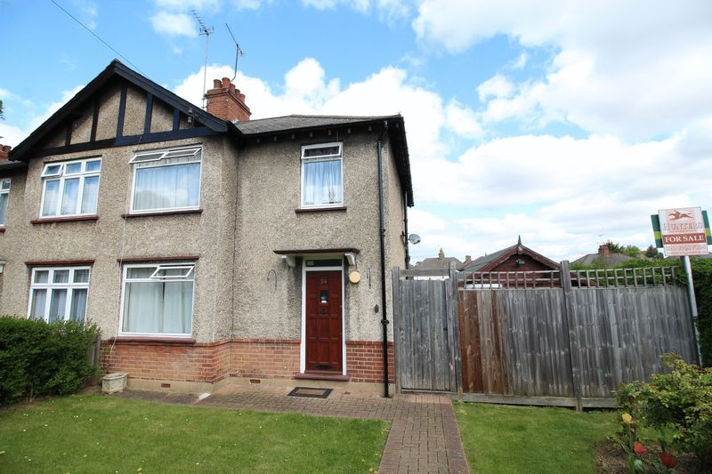 3 Bedrooms Semi Detached House for sale in Somaford Grove, East Barnet