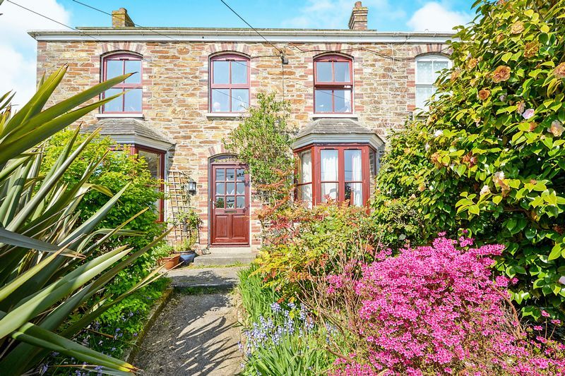 3 Bedrooms Terraced House for sale in Top Hill, Grampound Road