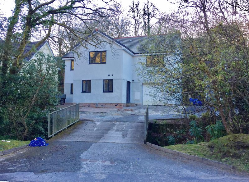 7 Bedrooms Detached House for sale in Trethowel, St. Austell